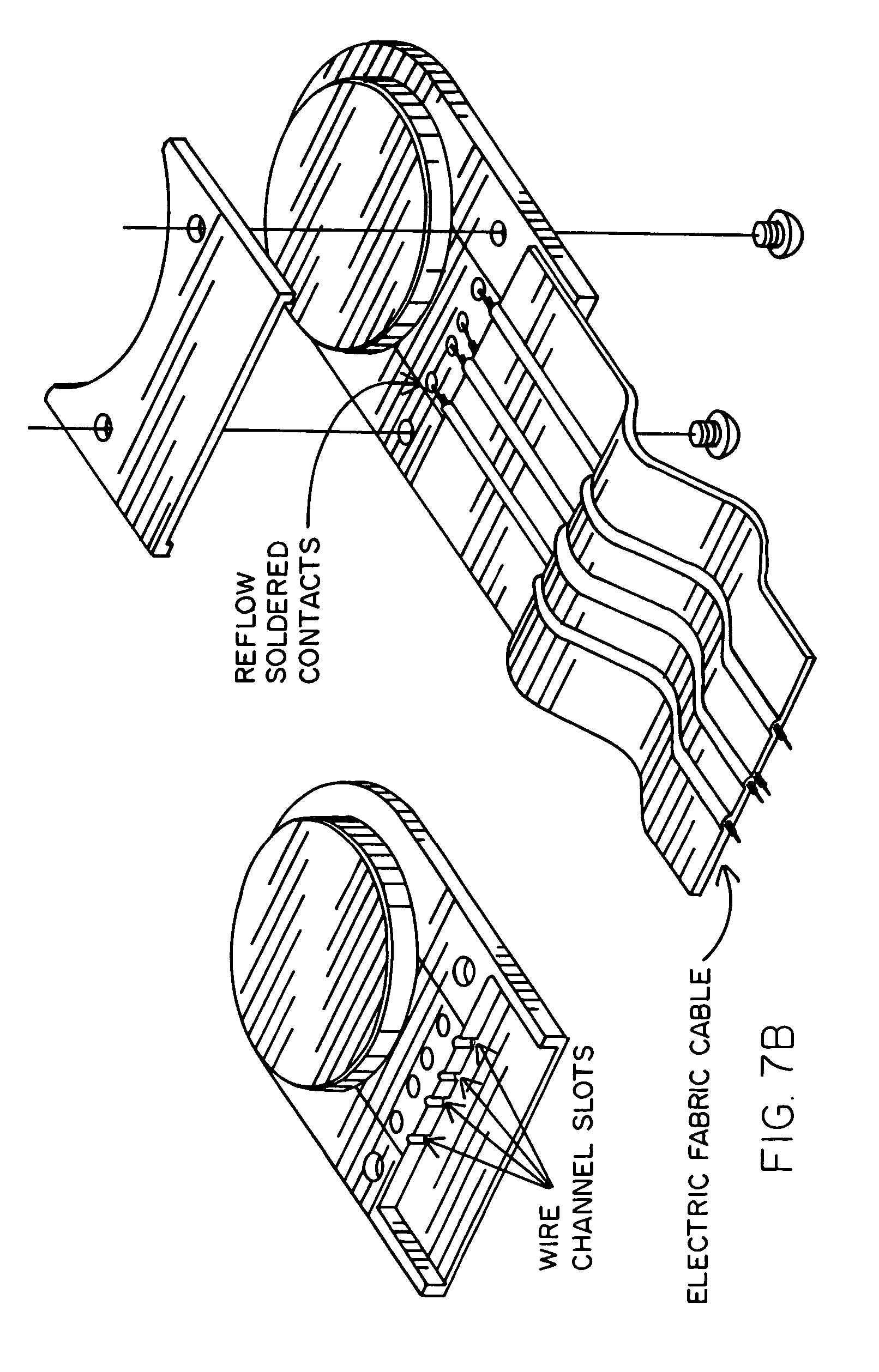 patent us7462035 - electrical connector configured as a fastening element
