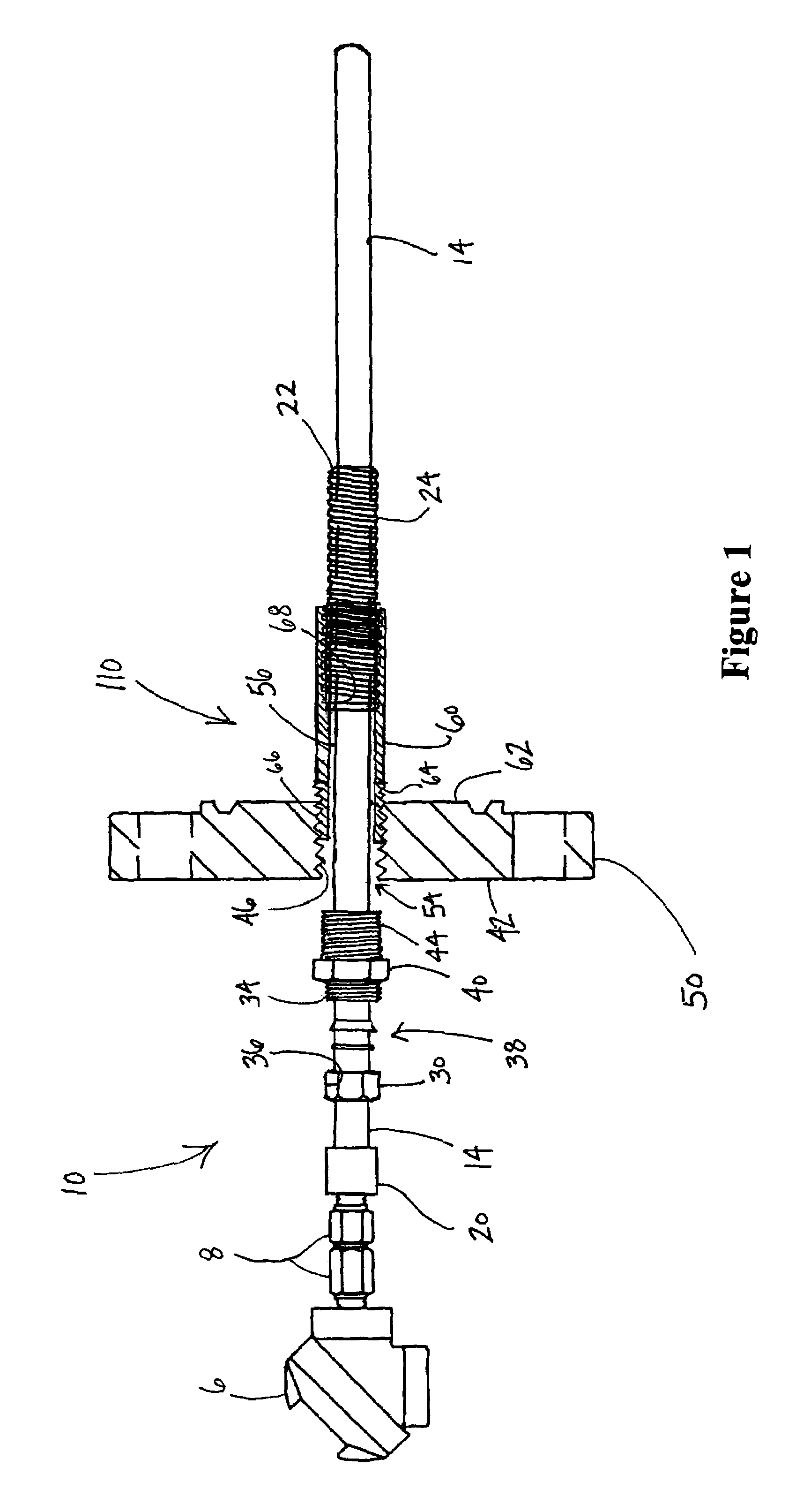 Patent us adjustable length thermowell google