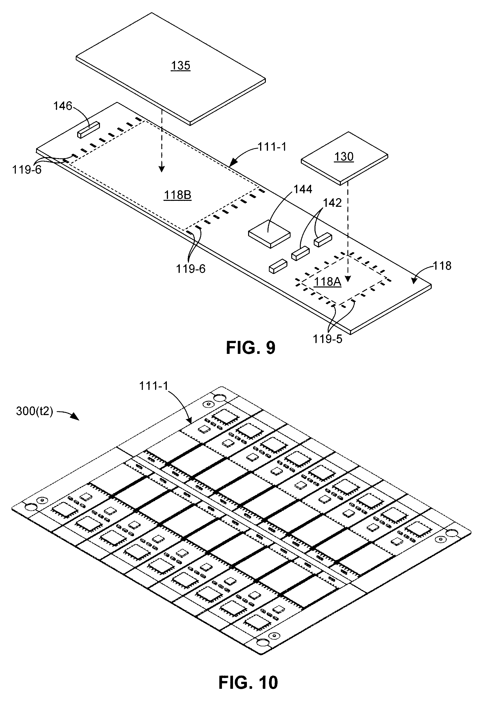 patent us7466556 - single chip usb packages with swivel cover