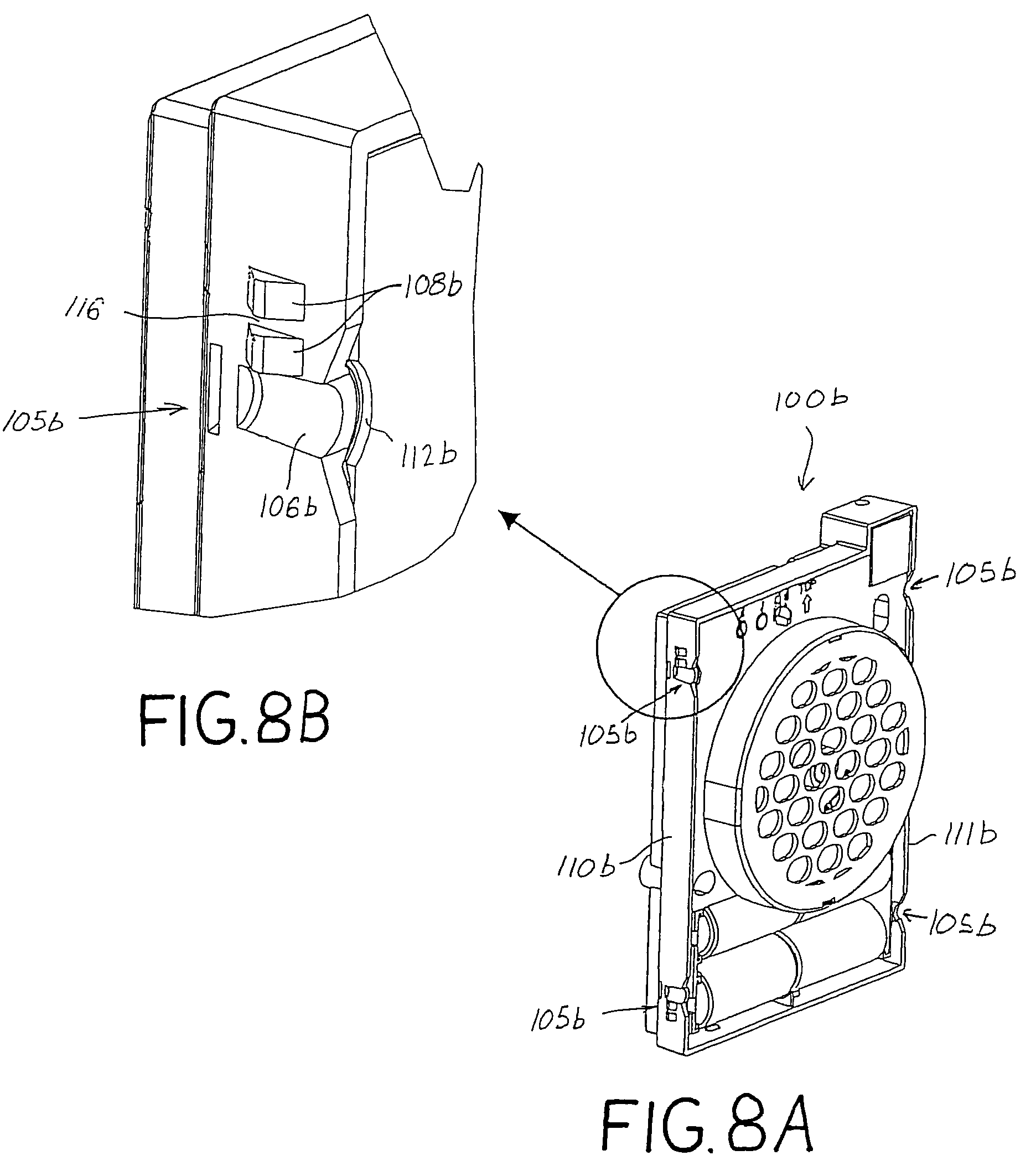 Patent Us7471210 Point Of Sale Display For Doorbell