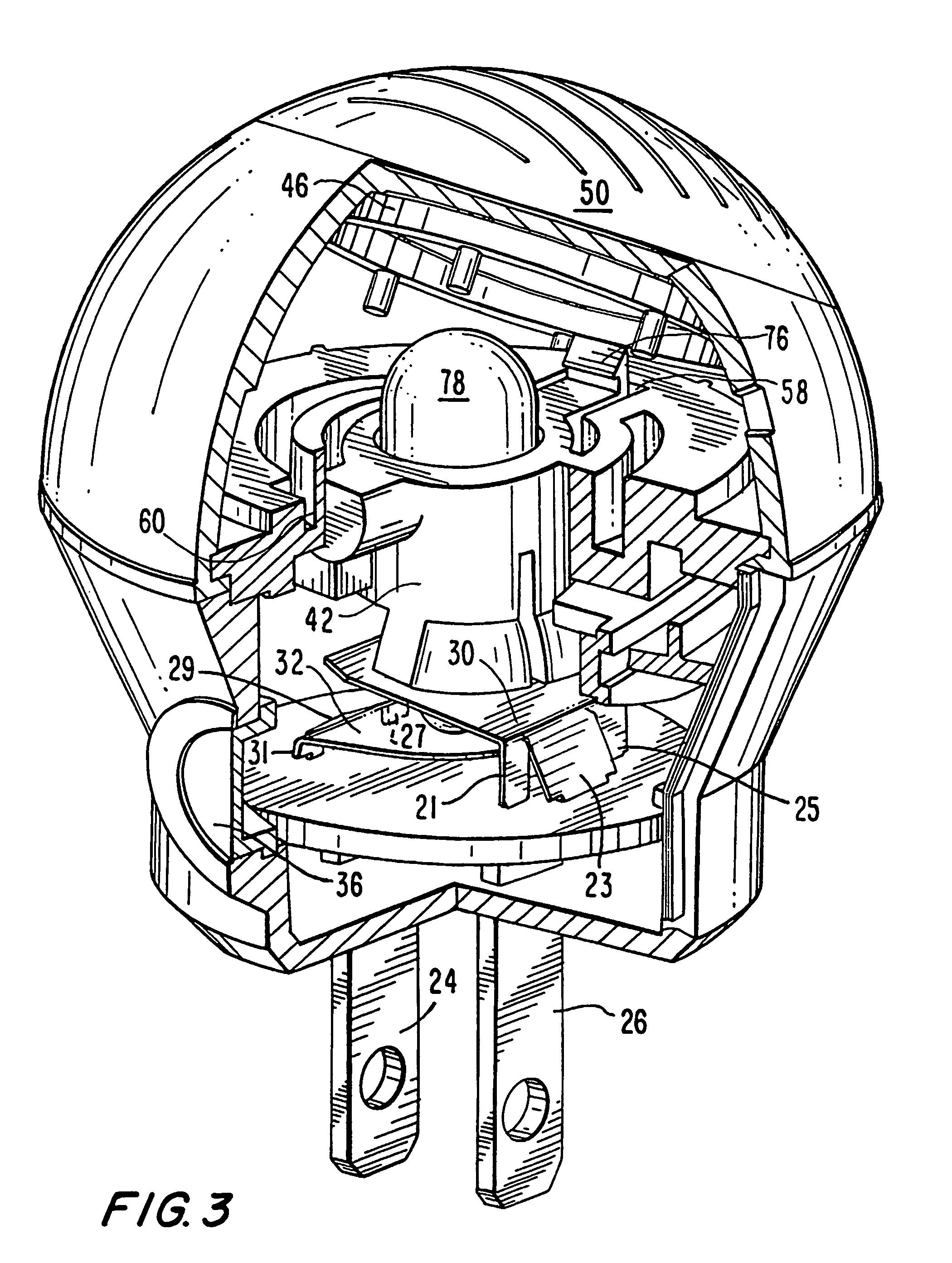 Patent Us7481570 Nightlight Led Power Supply Circuit