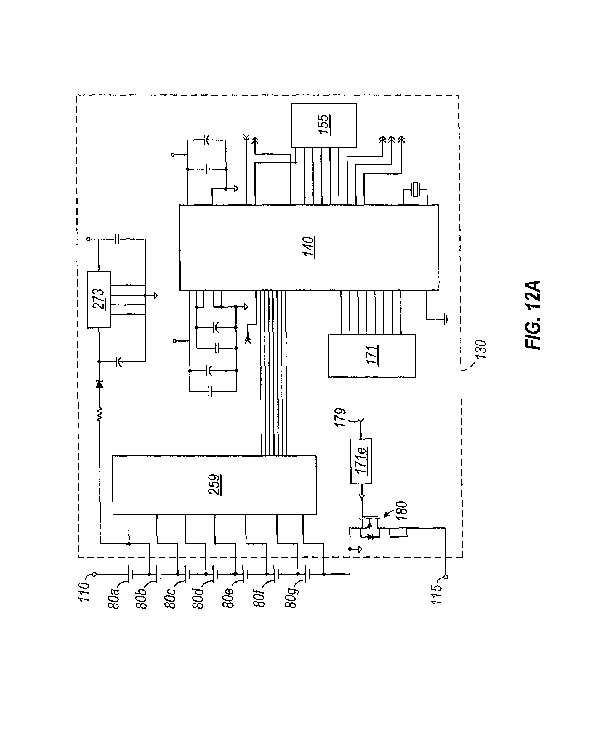 Patent Us7492124 Method And System For Battery Protection Google Circuit Module Pcb 37v Of Liion 20a Limit Drawing