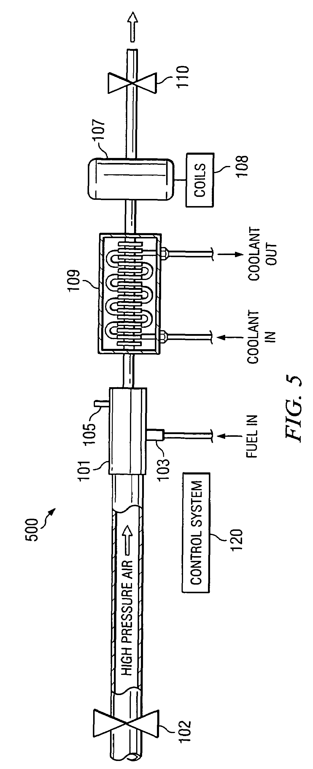 patent us7495447 - benchtop test system for testing spark plug durability
