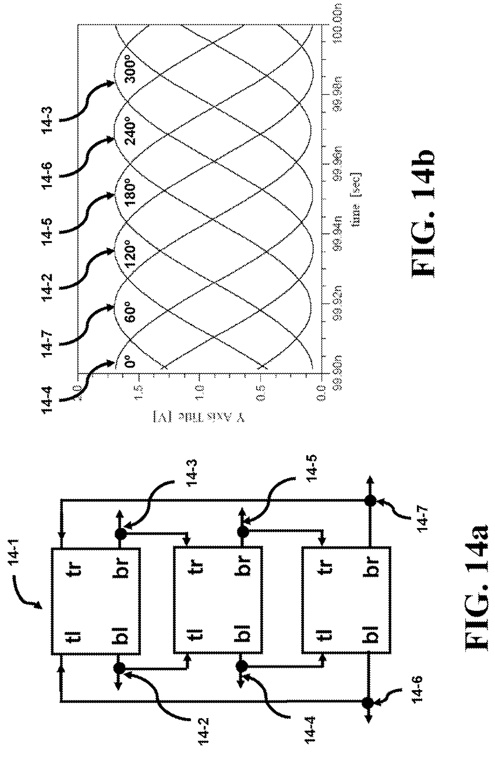 Patent Us7501903 Frequency Adjustment Techniques In Coupled Lc Cmos Inverter Parallel Oscillator Oscillatorcircuit Signal Drawing