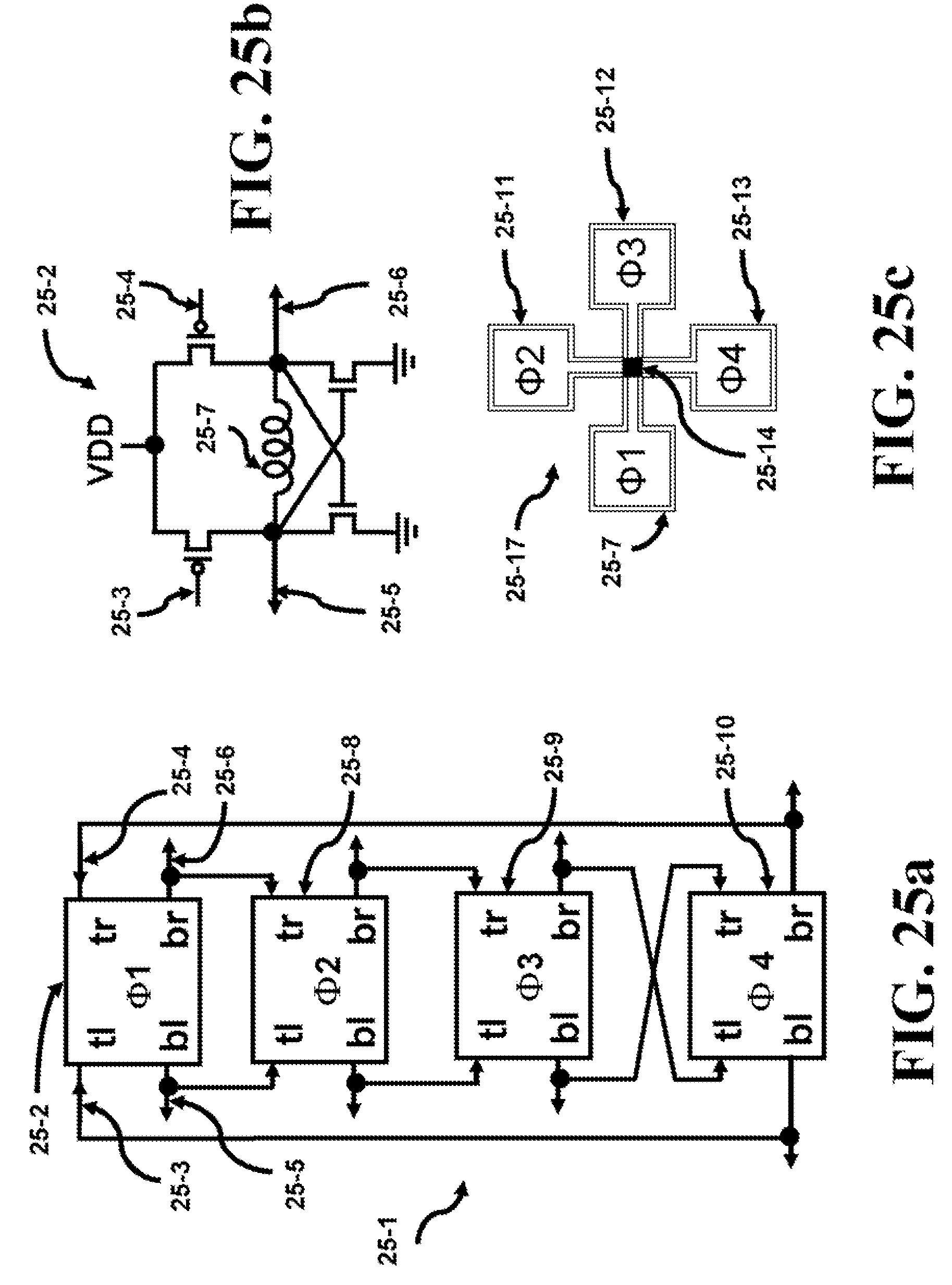 patent us7501903 frequency adjustment techniques in coupled lc RLC Circuit patent drawing