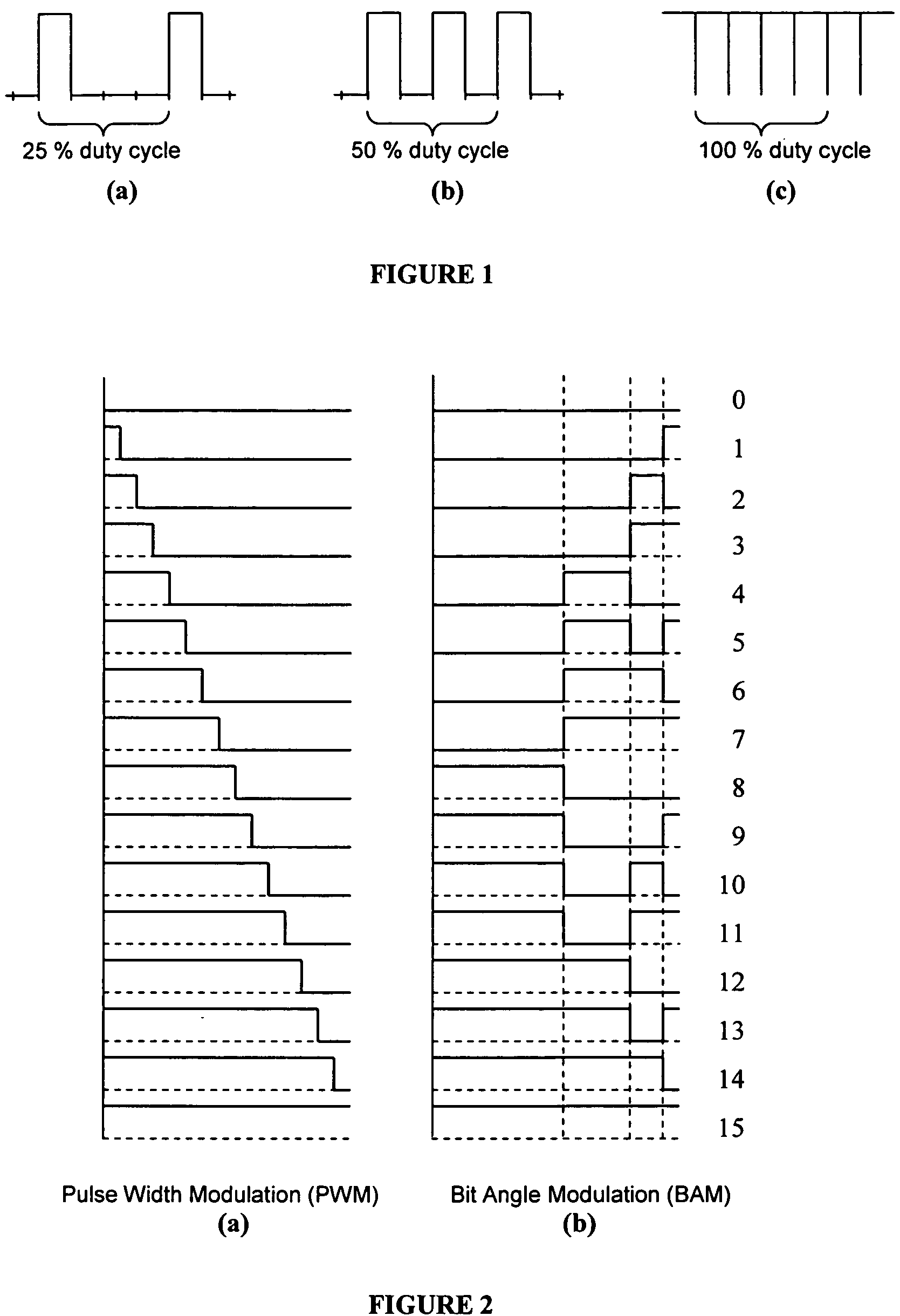 patent us7505395 - parallel pulse code modulation system and method