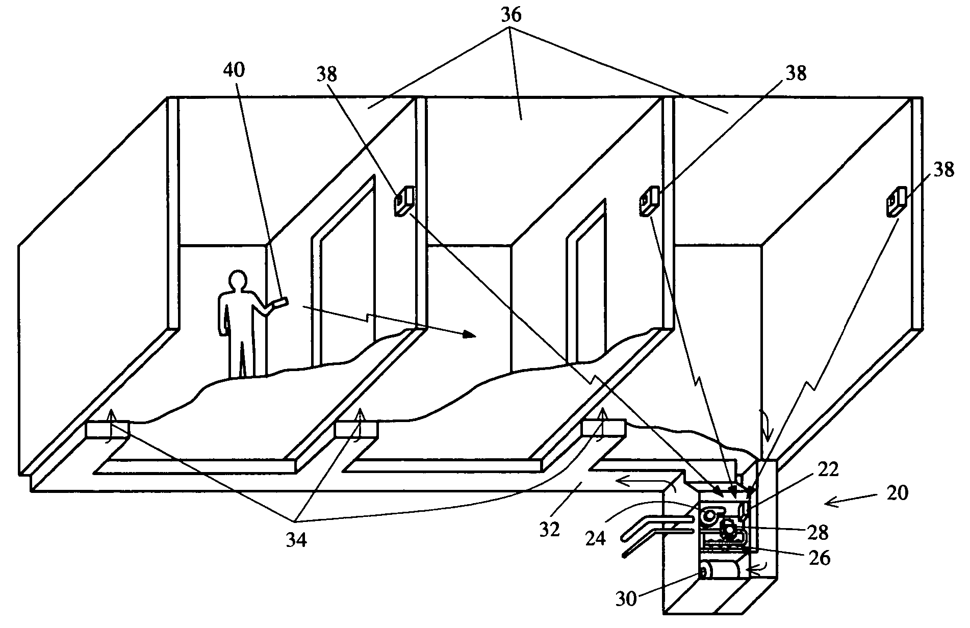 patent us7513438  or cooling
