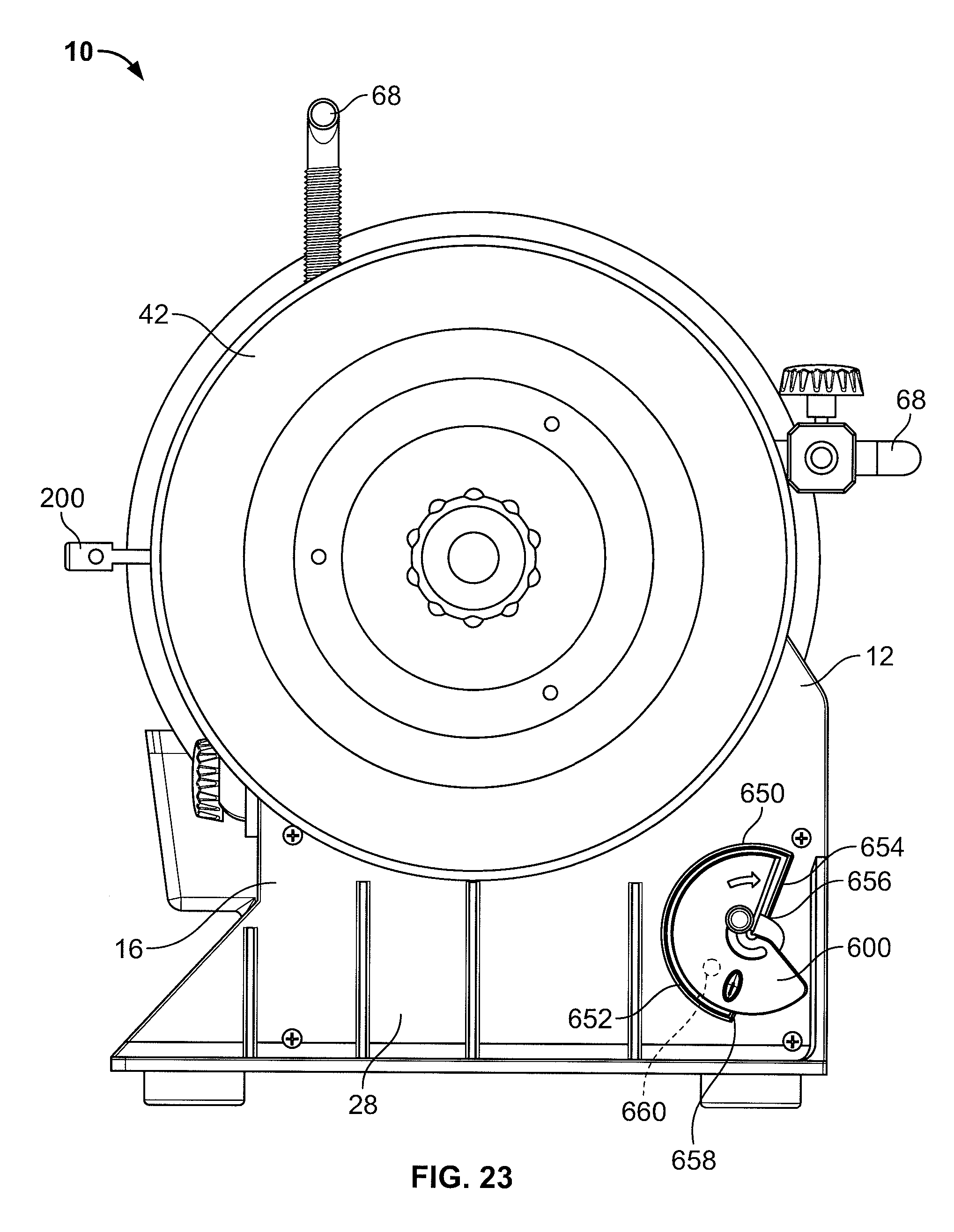 patent us7524236 sharpener accessory and methods relating to same Fan Wiring Diagram patent drawing