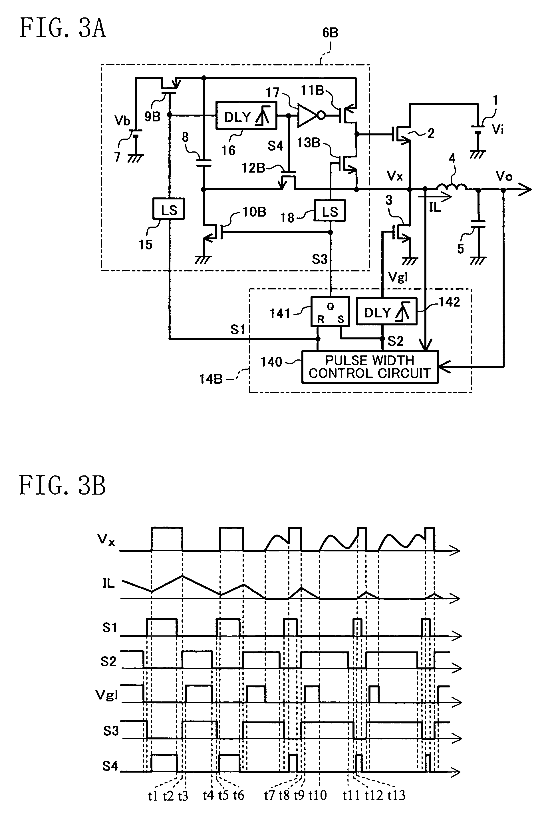 Patent Us7538531 Drive Circuit And Switching Regulator Comprising The Time Delay With A Fet Controlcircuit Diagram Drawing