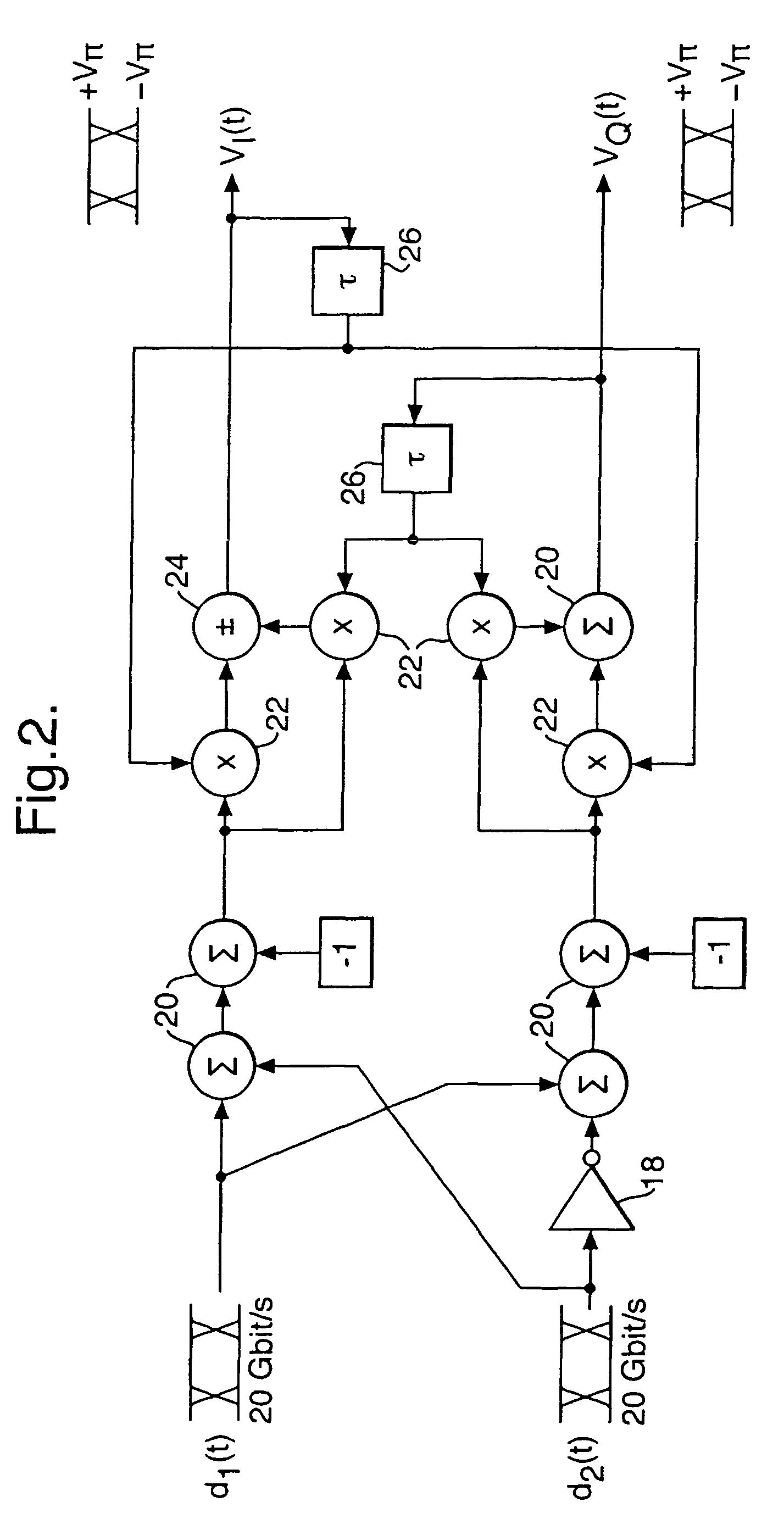 patent us7546041 - optical communications