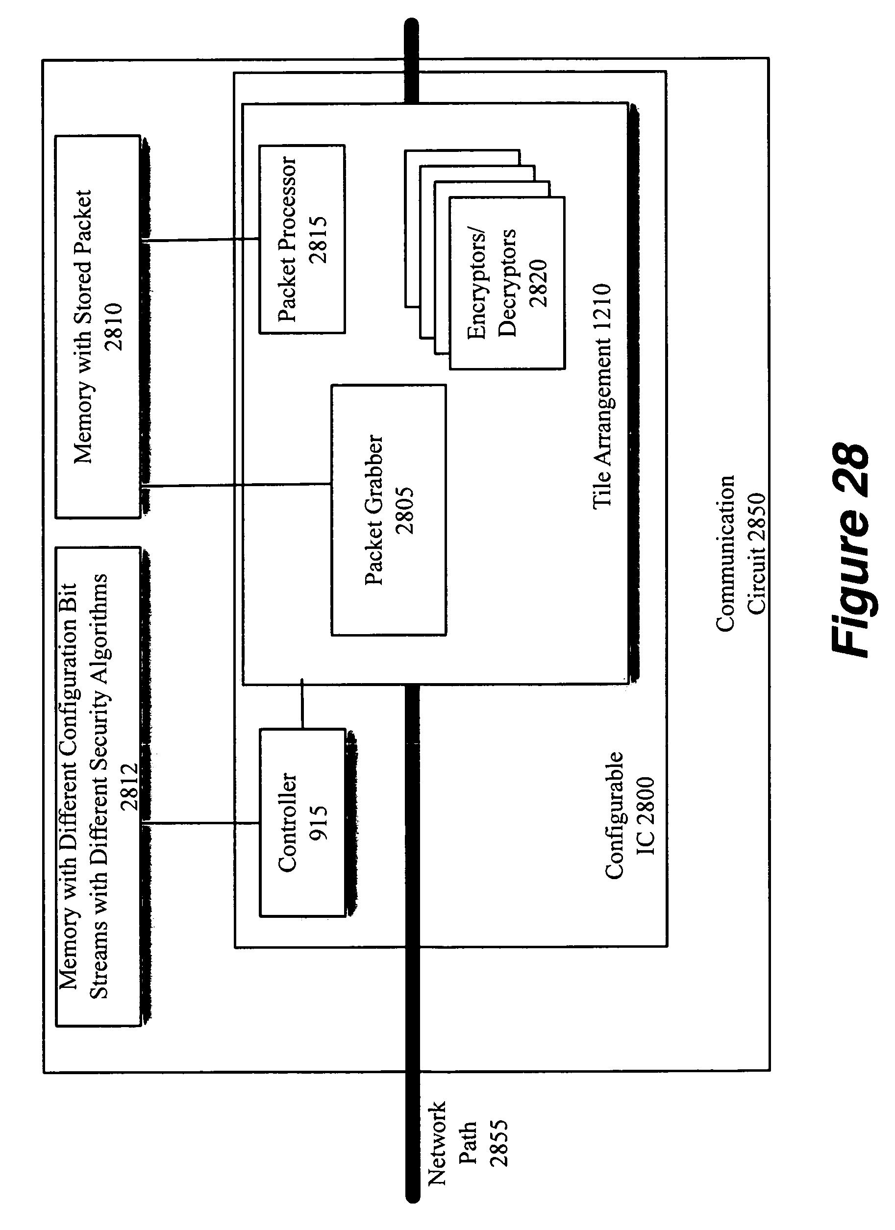 Patente Us7548085 Random Access Of User Design States In A Logic Diagram 8085 Patent Drawing