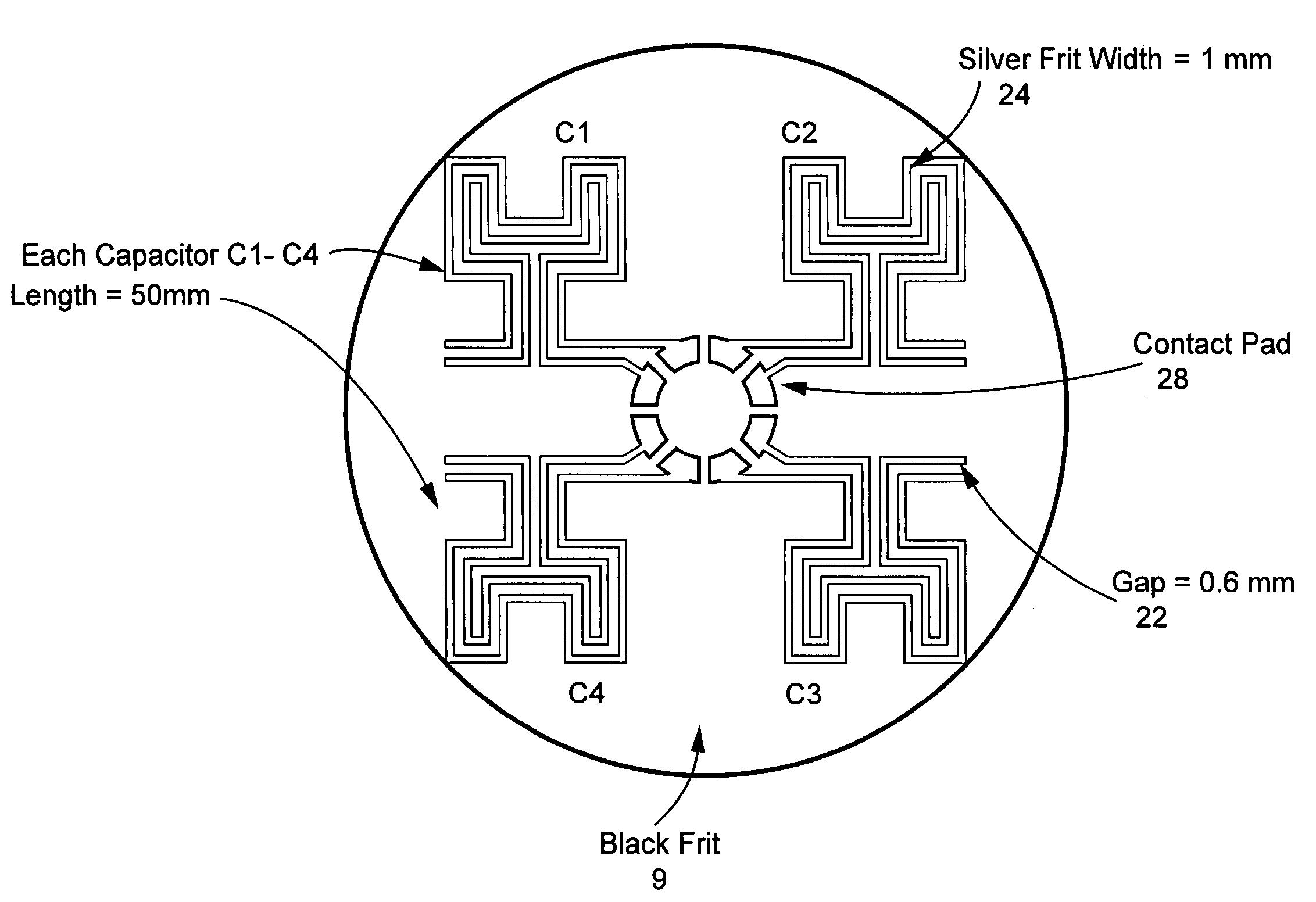 patent us7551094