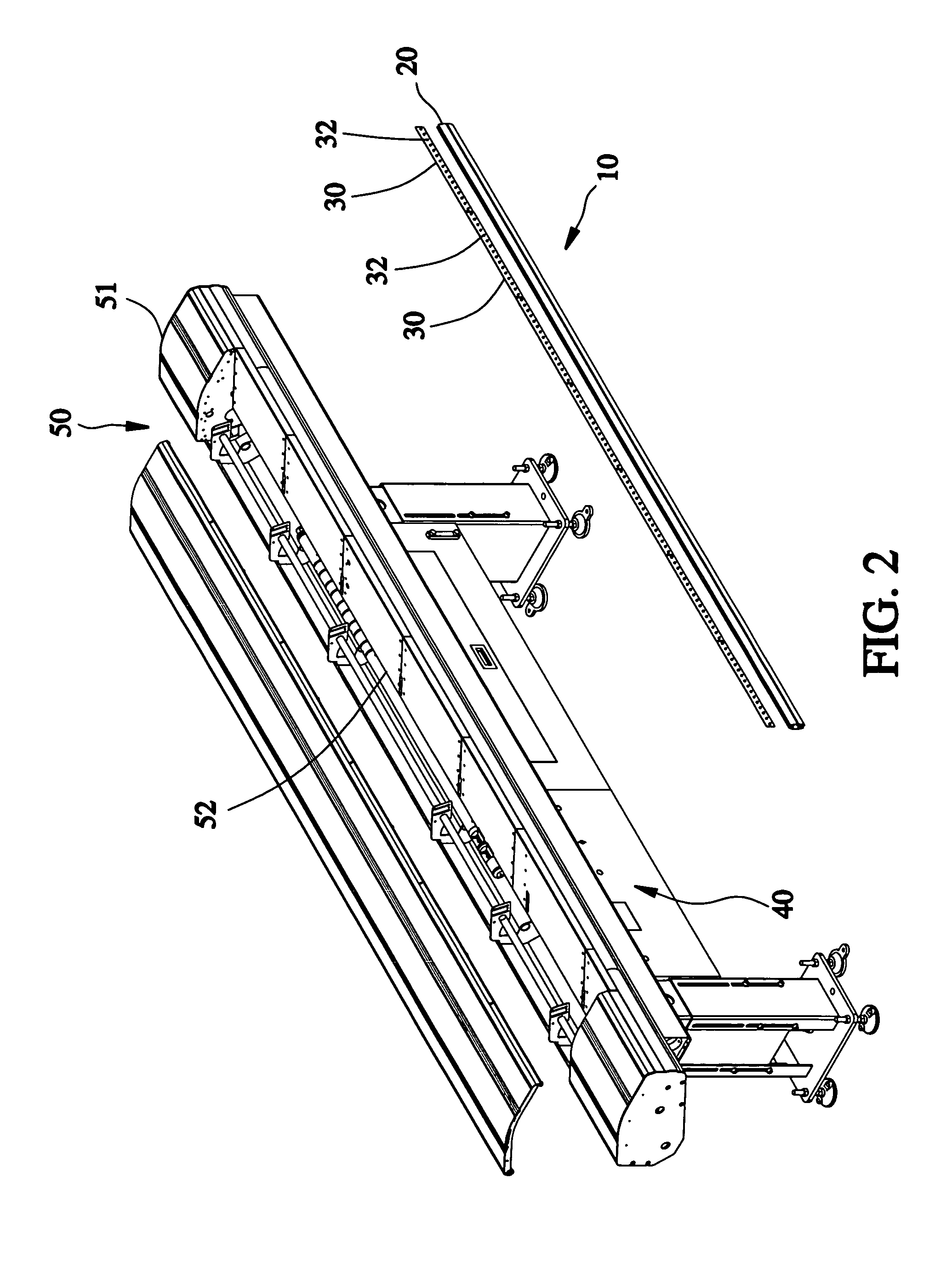 patent us7551097 - indicator device for machine