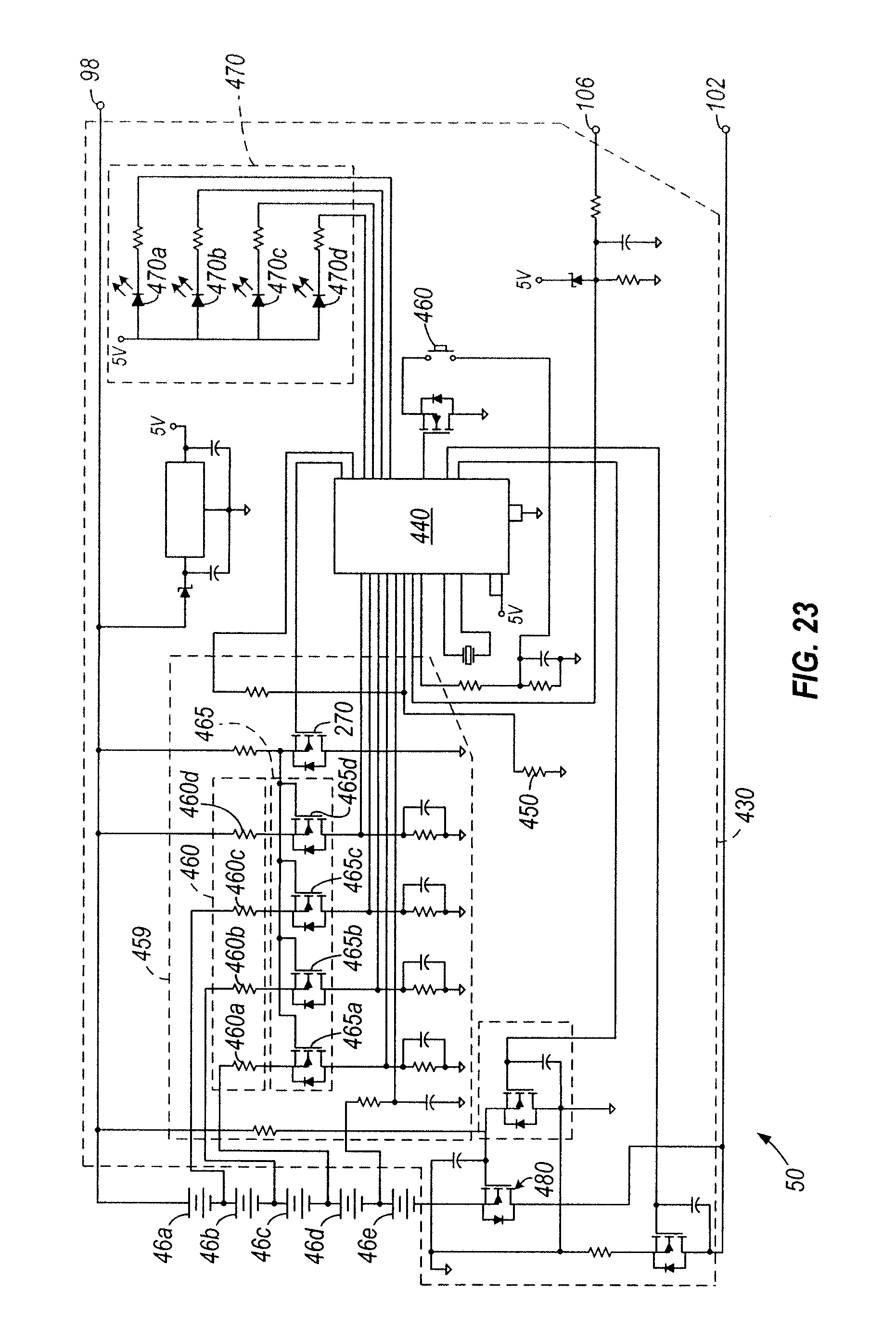 patent us7554290 - lithium-based battery pack for a hand-held power tool
