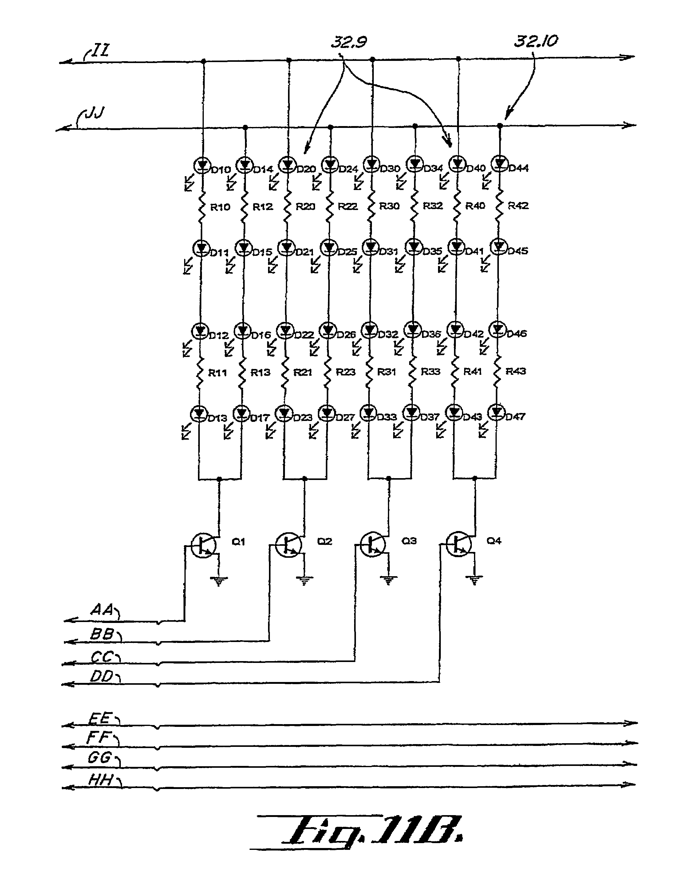 ... US07561036 20090714 D00006 code 3 arrow stick wiring diagram code 3  light bar wiring \u2022