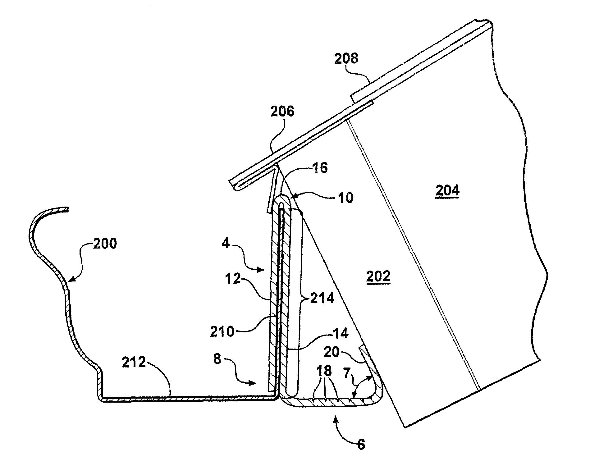 Patent Us7581355 Gutter Level Device Google Patents