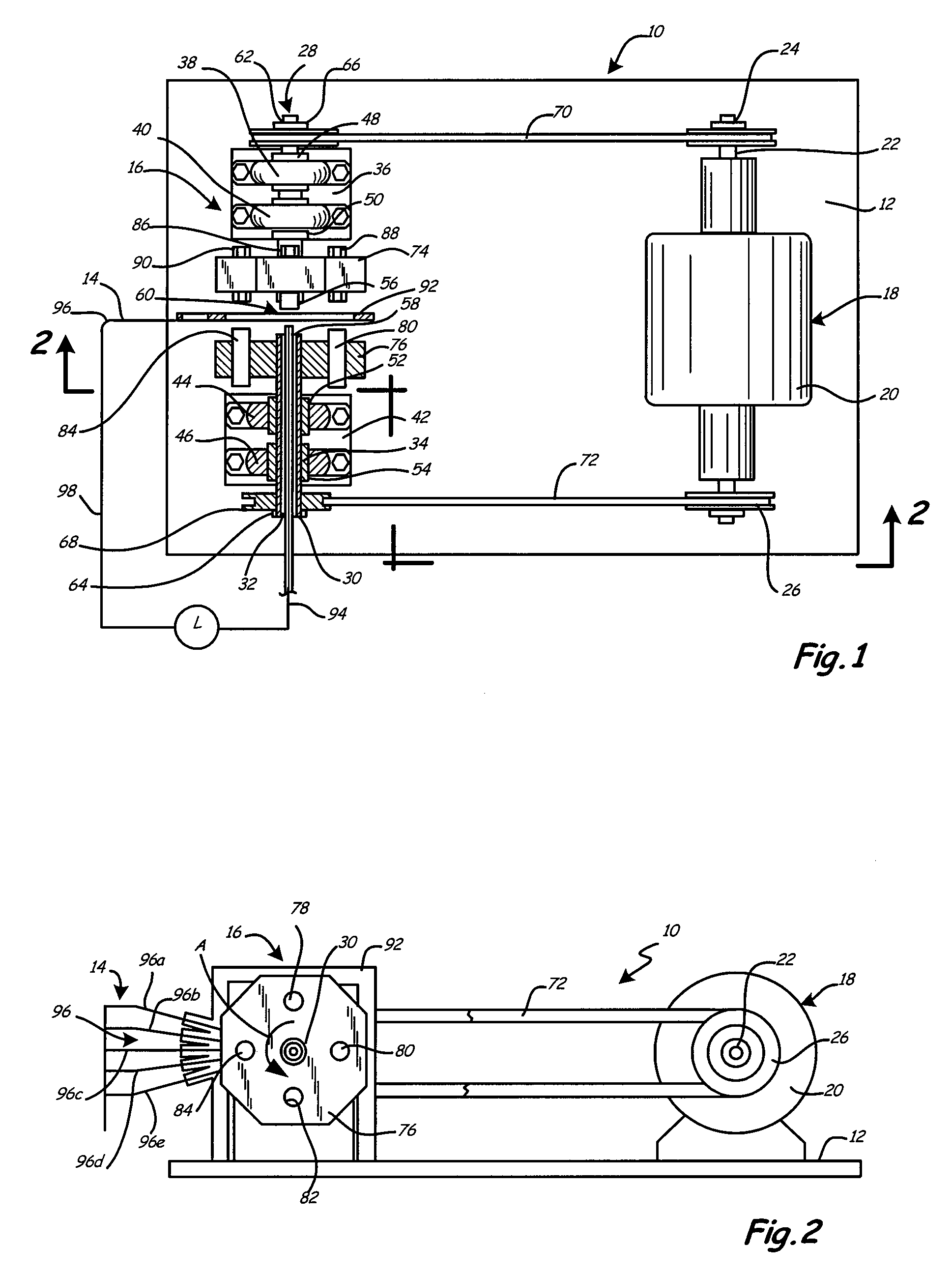 patent us7582998 - brushless dc electrical generator
