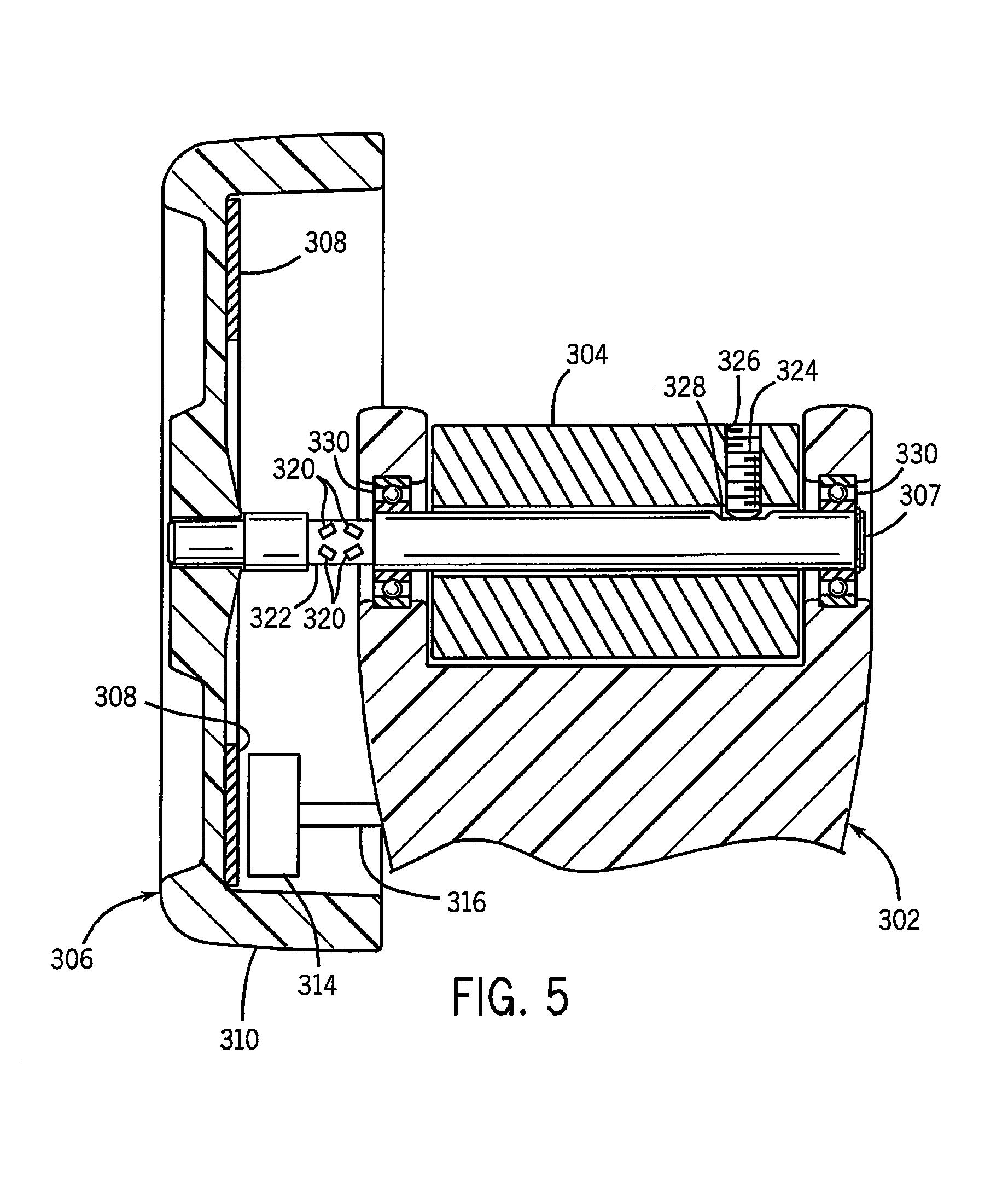 Patent Us7585258 Power Sensing Eddy Current Resistance Unit For An MSD 6AL  Wiring-Diagram Proform Tachometer Wiring Diagram