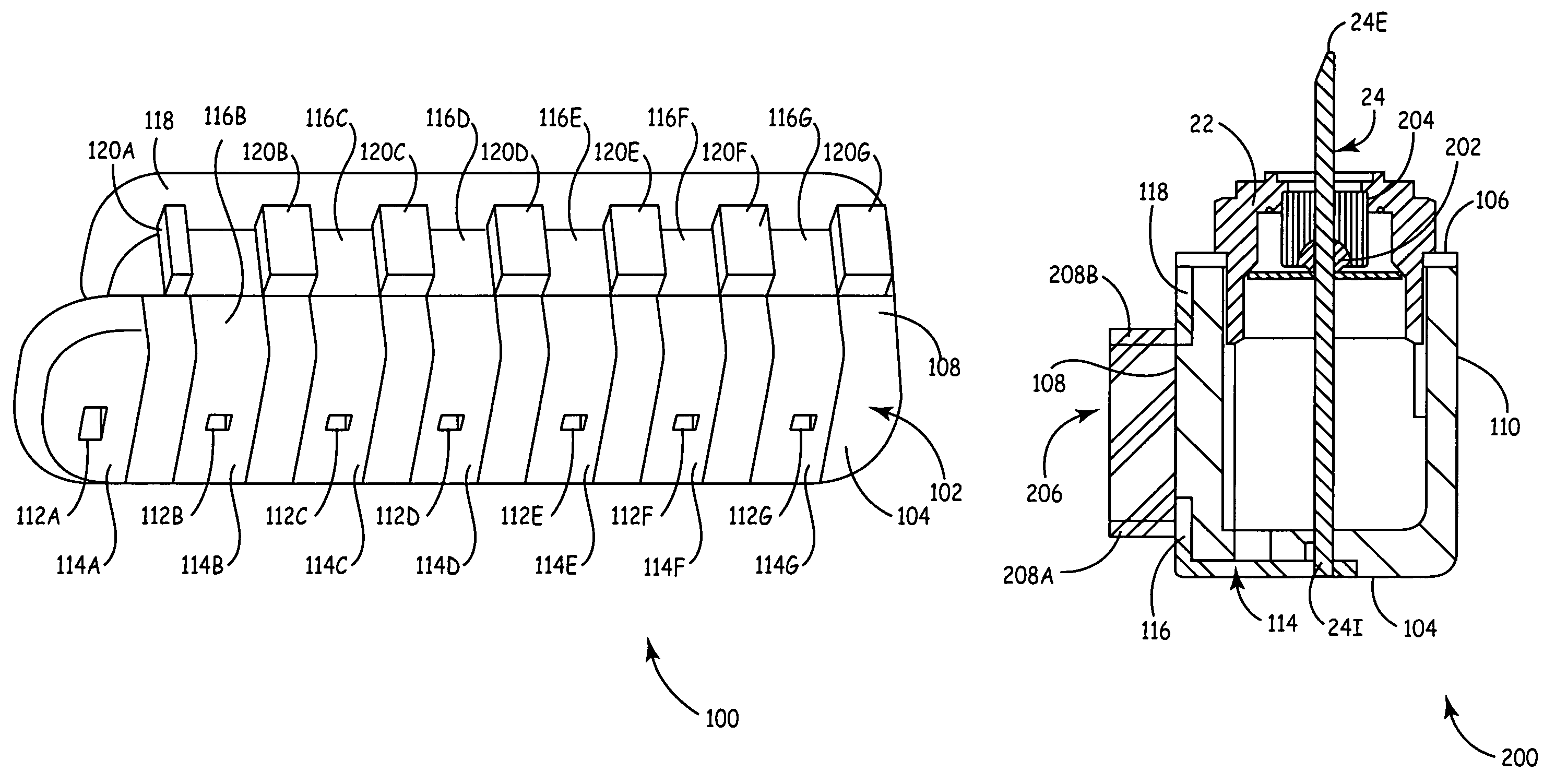patent us7590450 - filtered electrical interconnect assembly