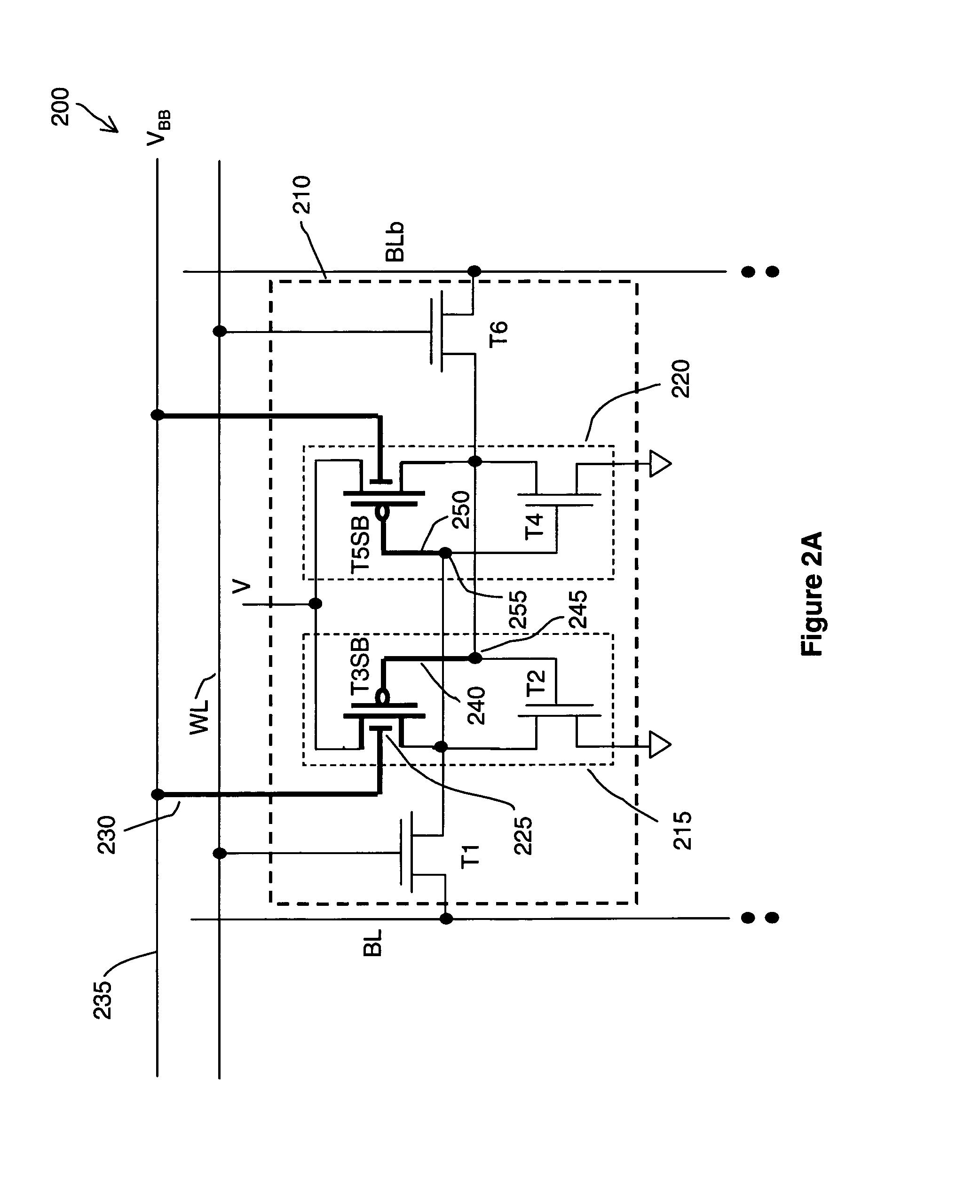 Patente Us7598544 Hybrid Carbon Nanotude Fetcnfet Fet Static Ram Electronics Tutorial Sections 1620 Patent Drawing
