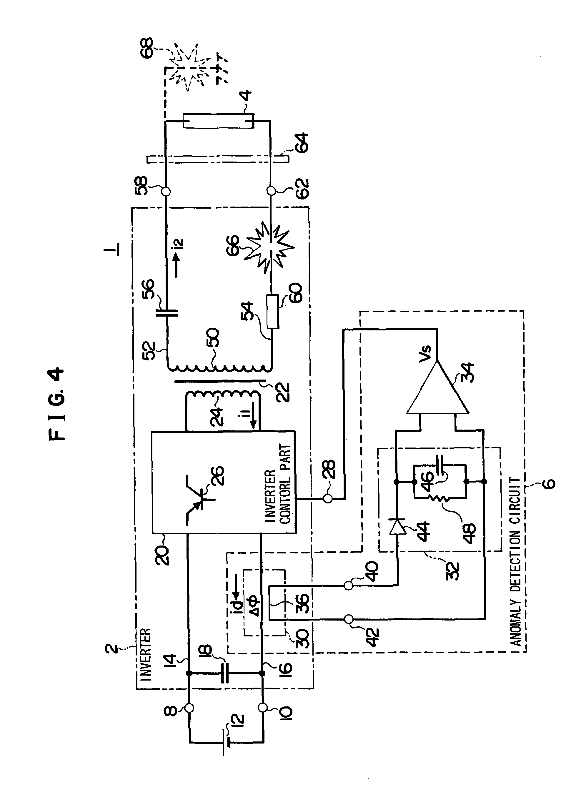 Patent Us7598748 Inverter System Google Patents S15 Toshiba Wiring Diagrams Drawing