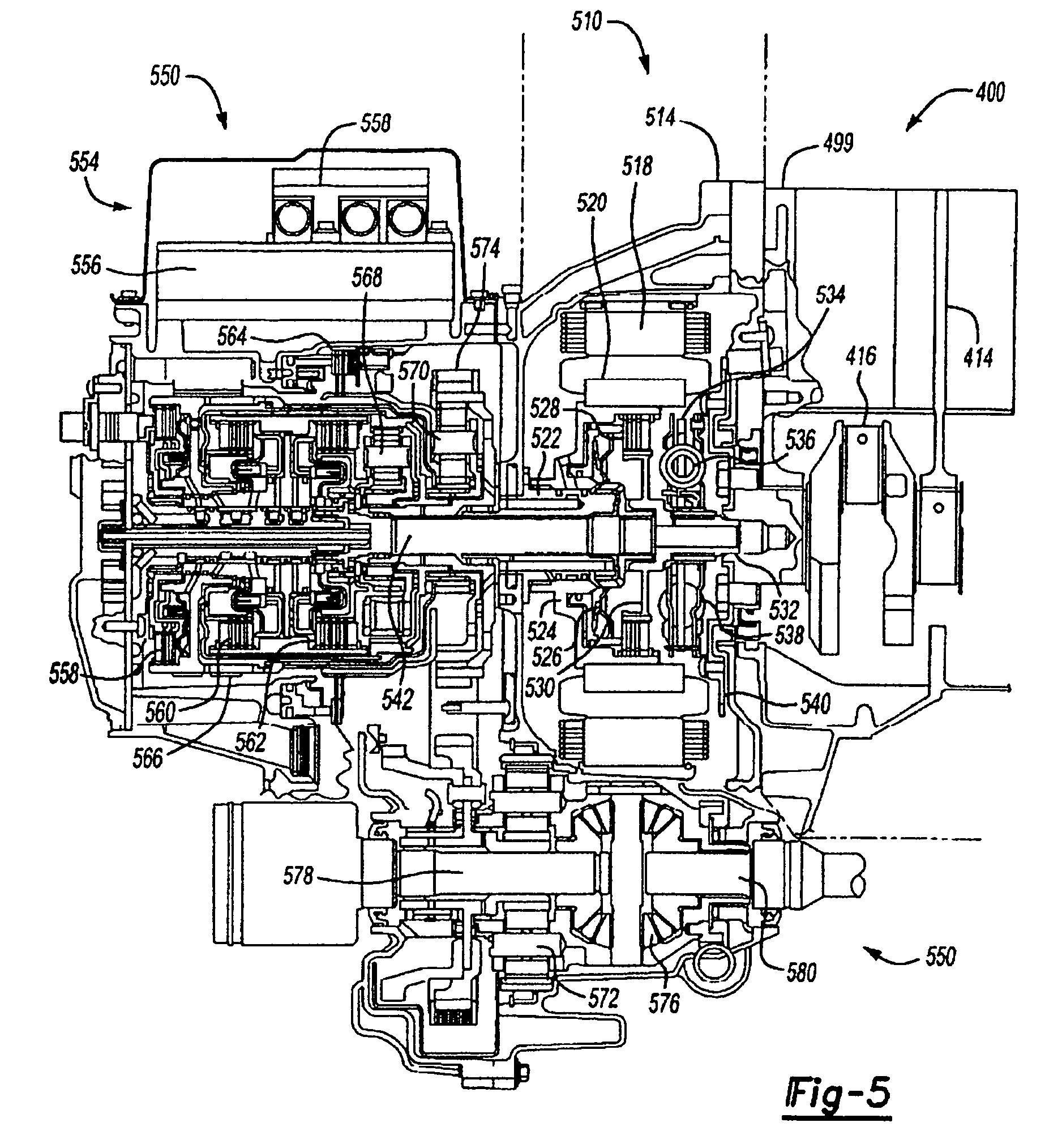 dodge transmission 45rfe exploded view
