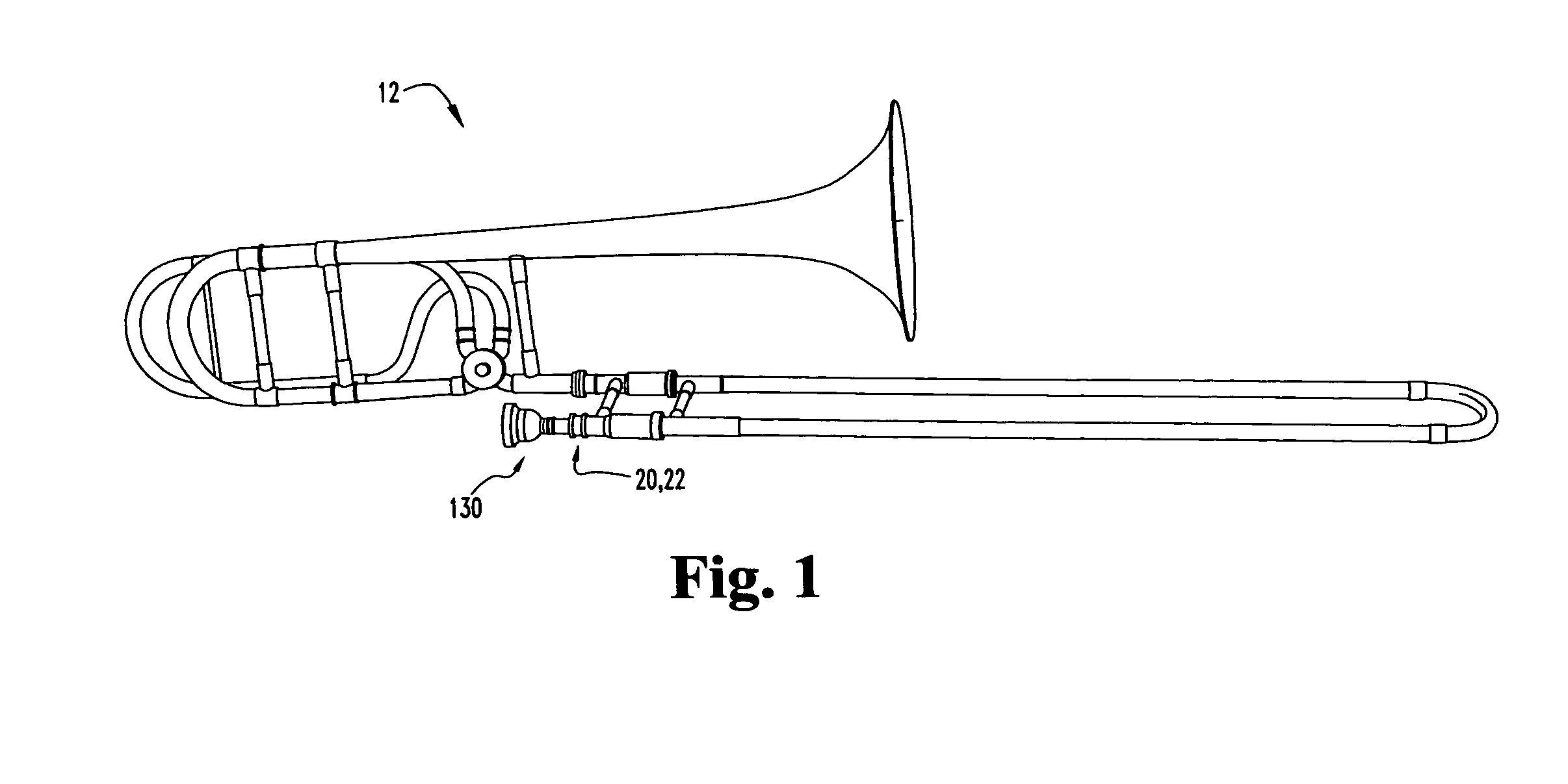 Patent US7608767 - Dual use trombone - Google Patents  Patent US760876...