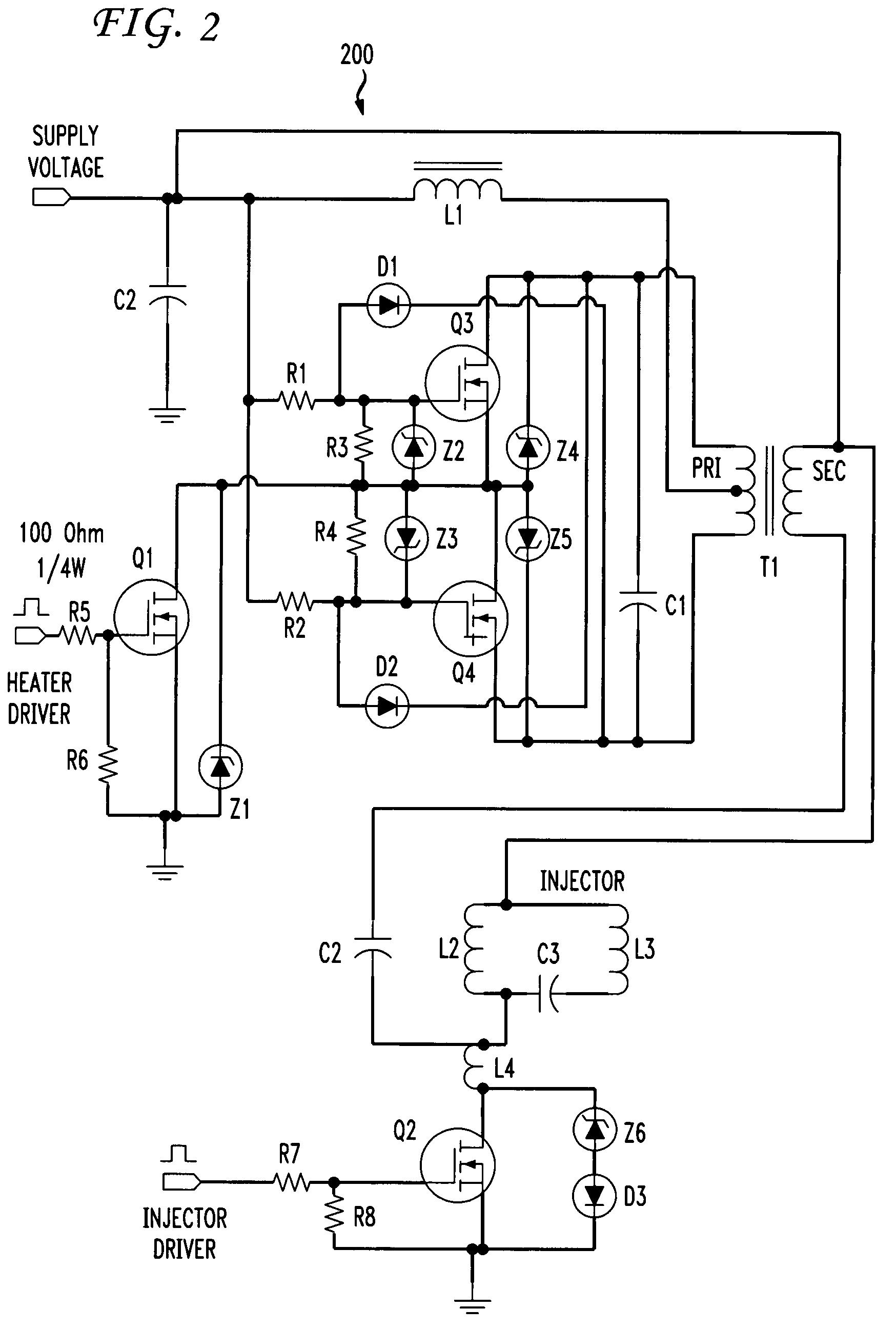 patent us7628340