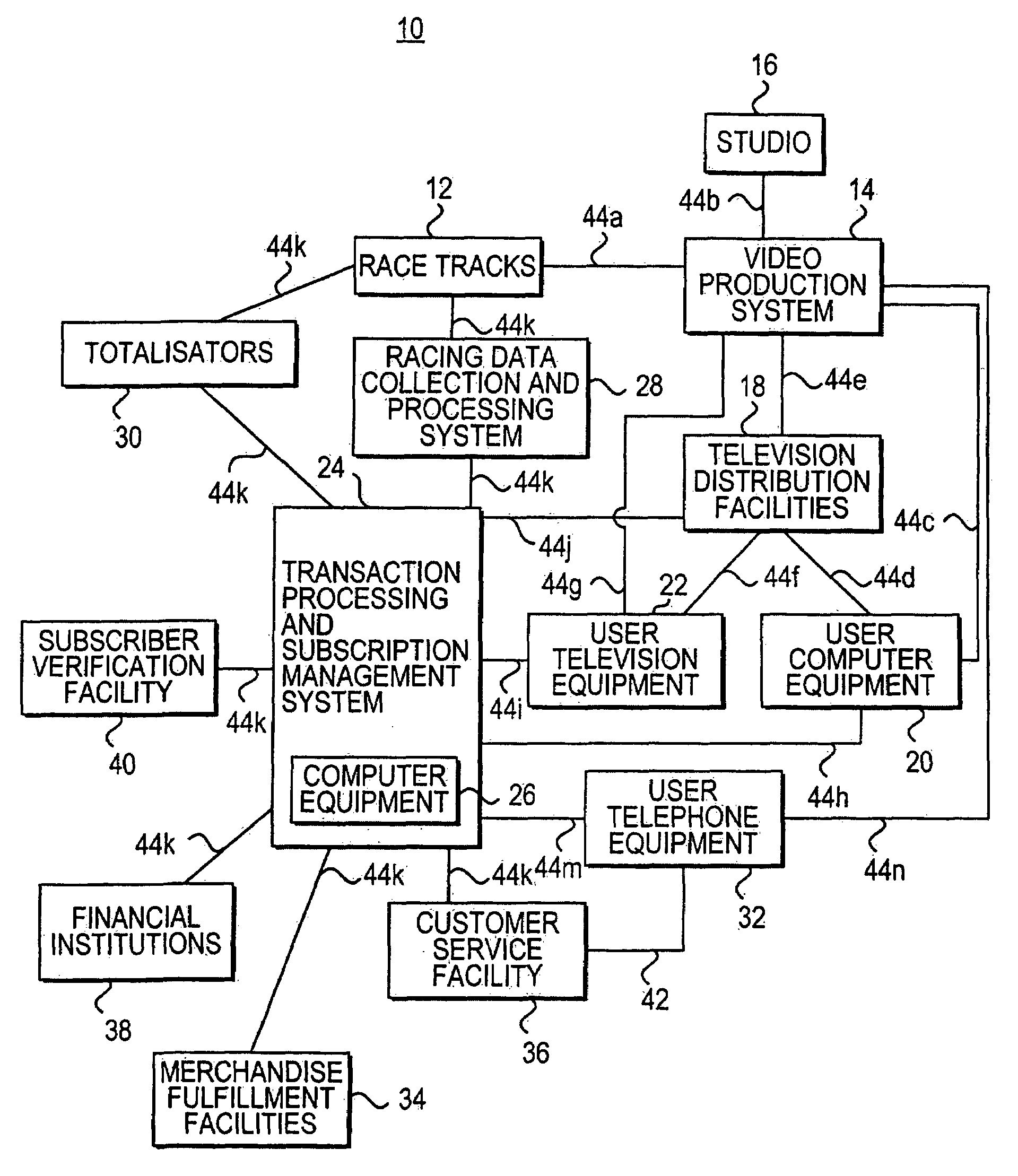 patent us7628695 interactive wagering system with automatic runner Traditional Classroom Diagram patent drawing
