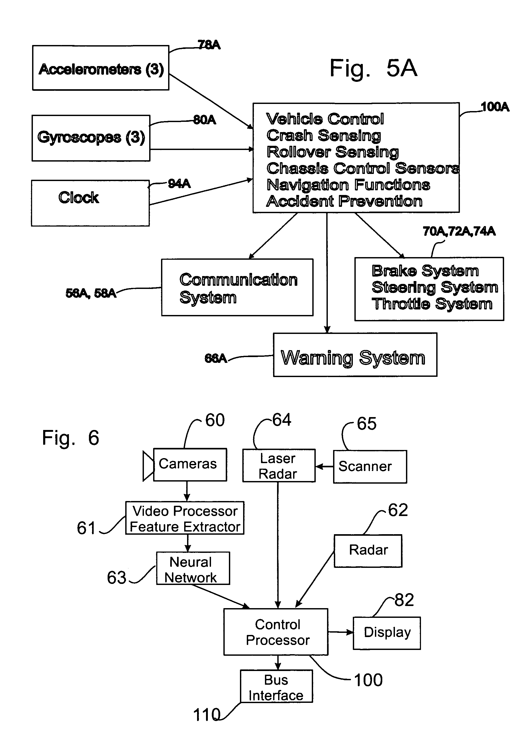 Patent Us7629899 Vehicular Communication Arrangement And Method Afrl Seeks Info On Future Electronic Warfare Ew Receiver Systems Drawing