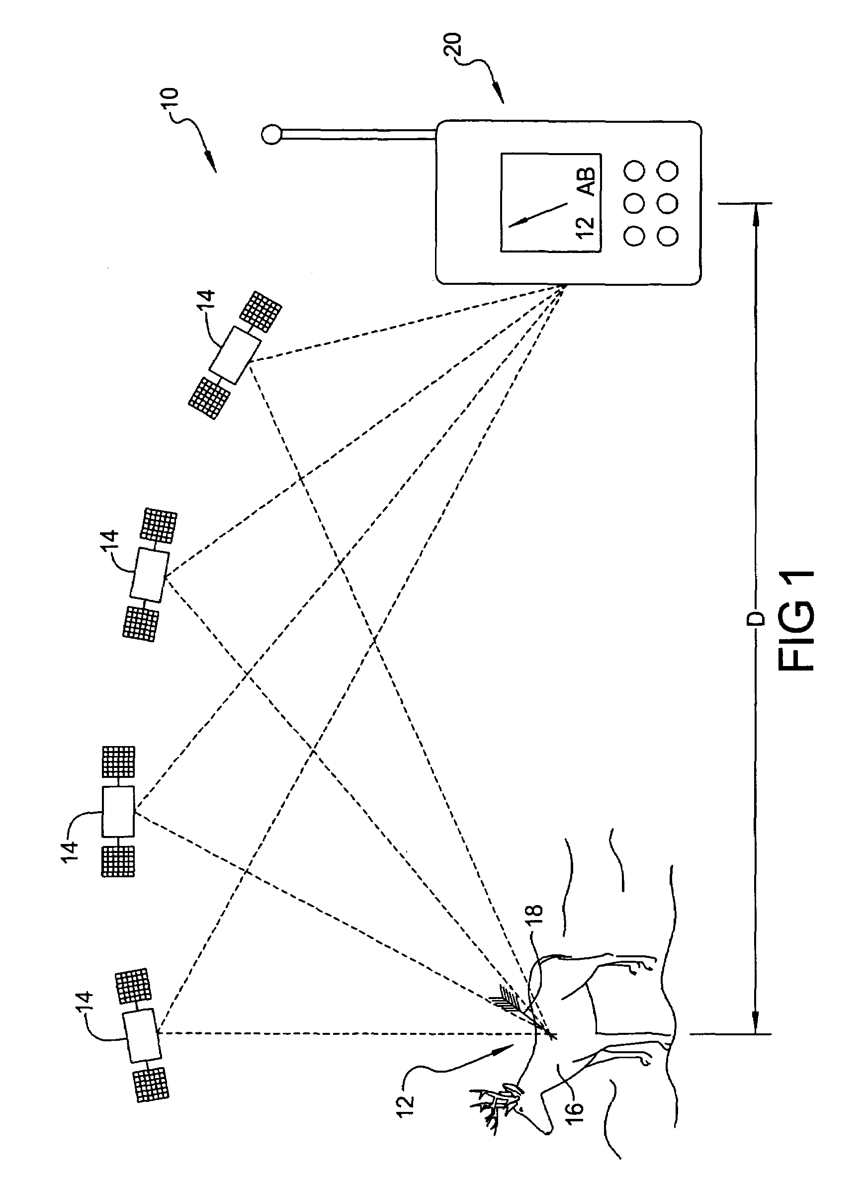 patent us7632199 - hunting arrow tracking system