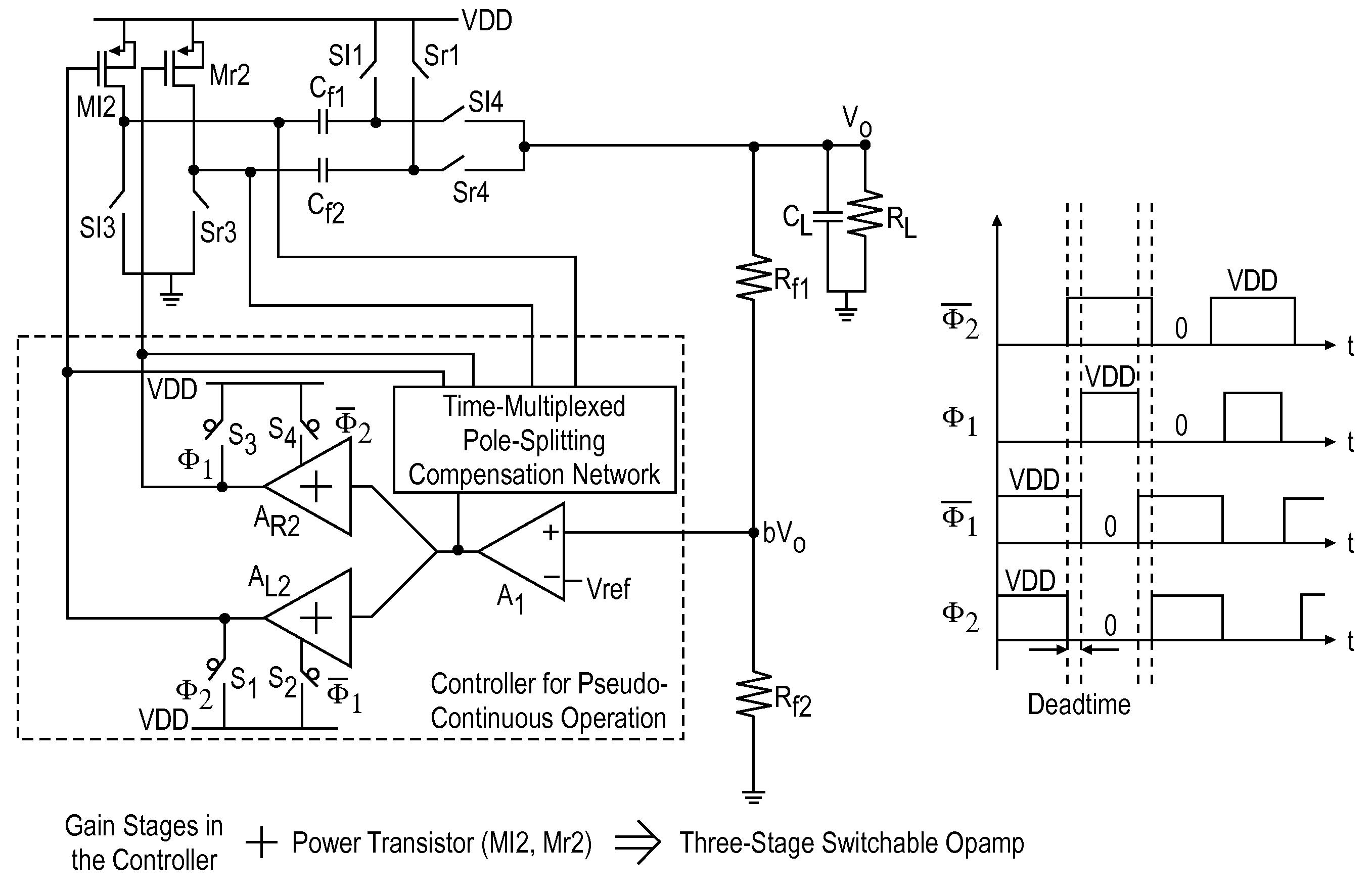 patent us7633778 - switched-capacitor regulators