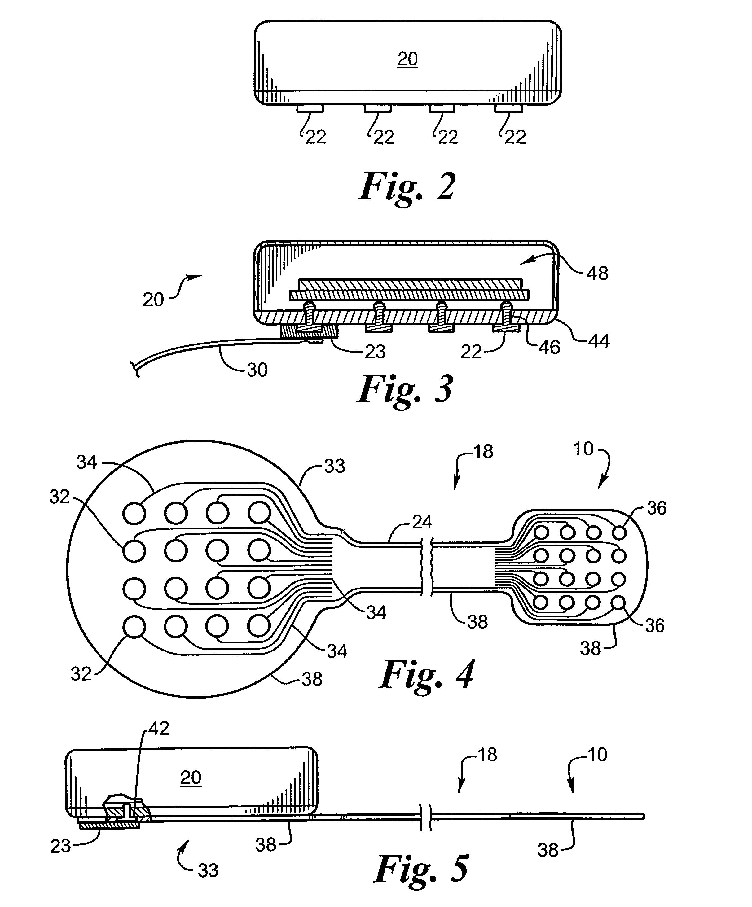 brevet us7645262