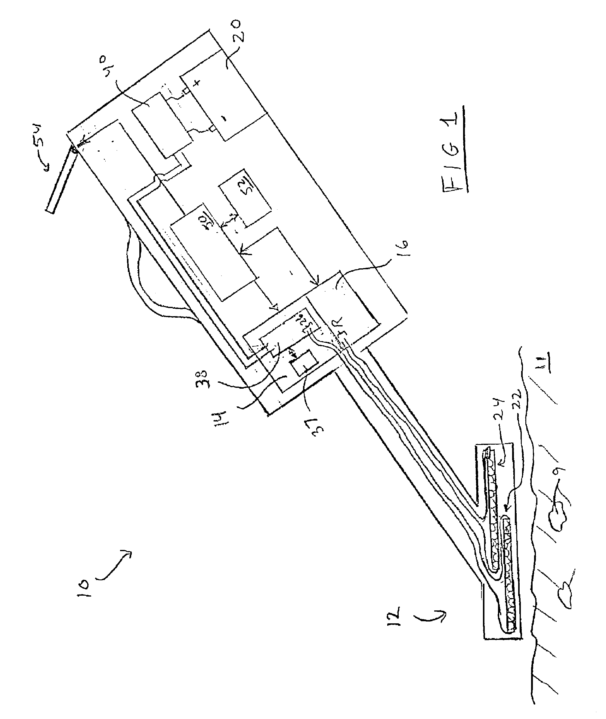 Patent Us7649356 Pulse Induction Metal Detector Having High Energy Circuit As Well Drawing