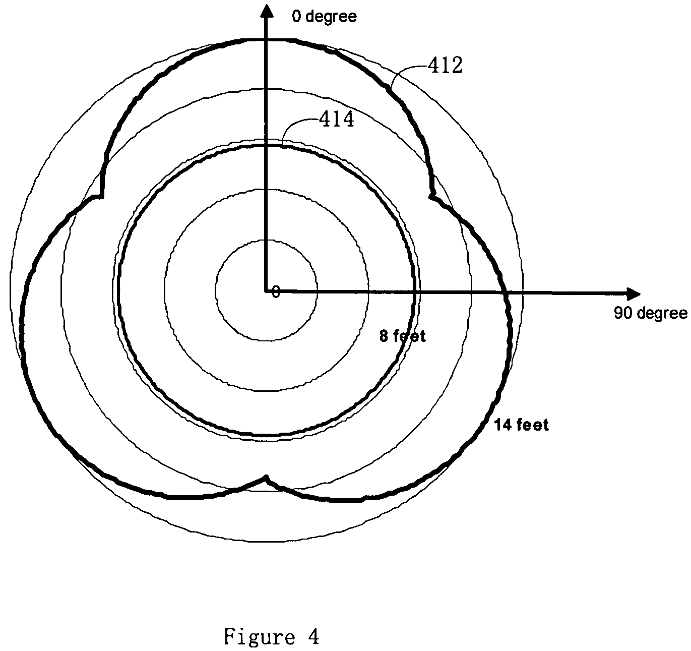 patent us7660428 - ceiling microphone assembly