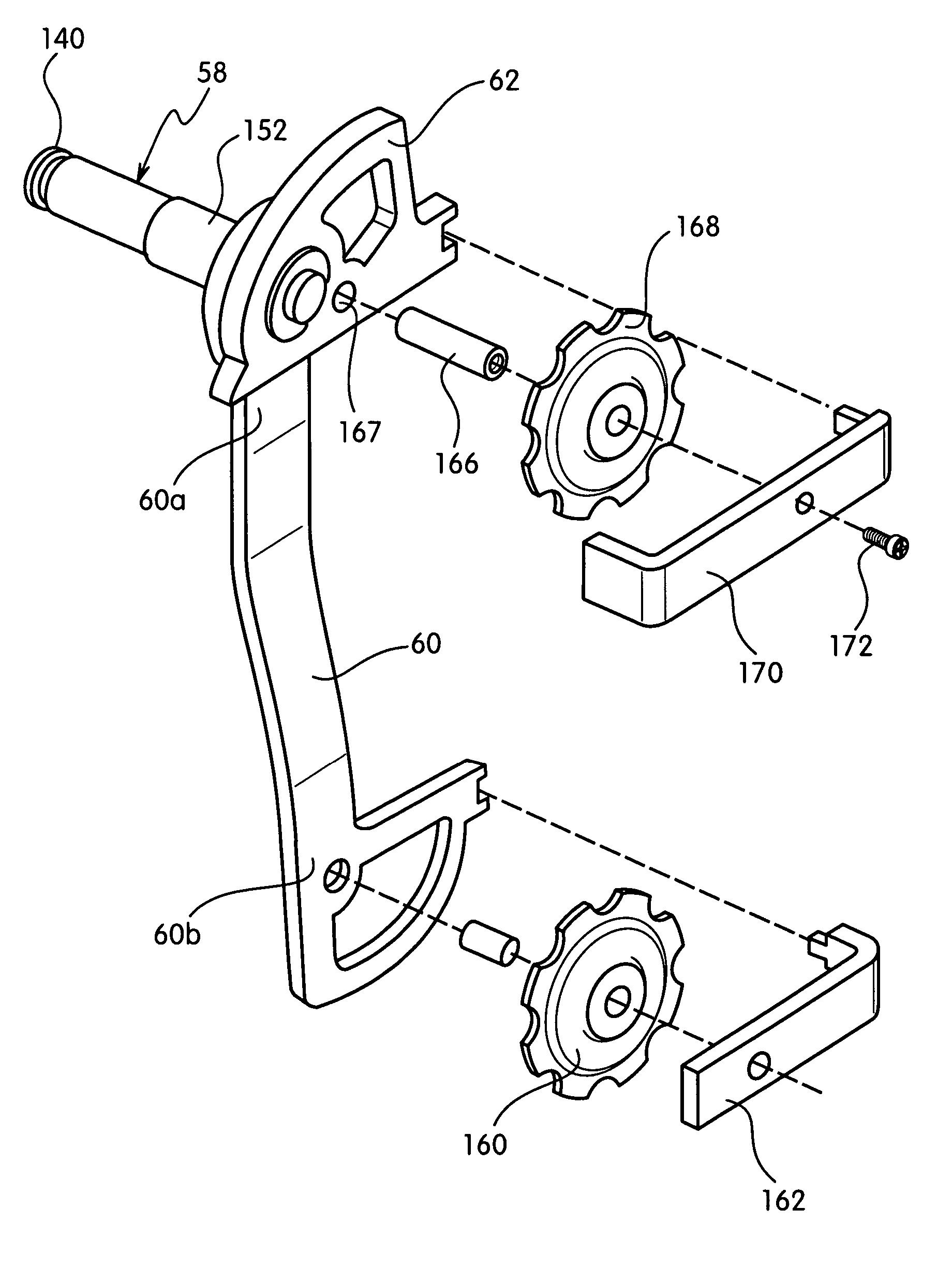 Patent Us7666111 Bicycle Rear Derailleur Google Patenti Diagram Drawing