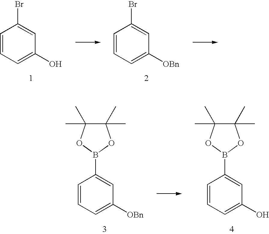 Example c synthesis of 3 4 4 5 5 tetramethyl 1 3 2 dioxaborolan 2 yl
