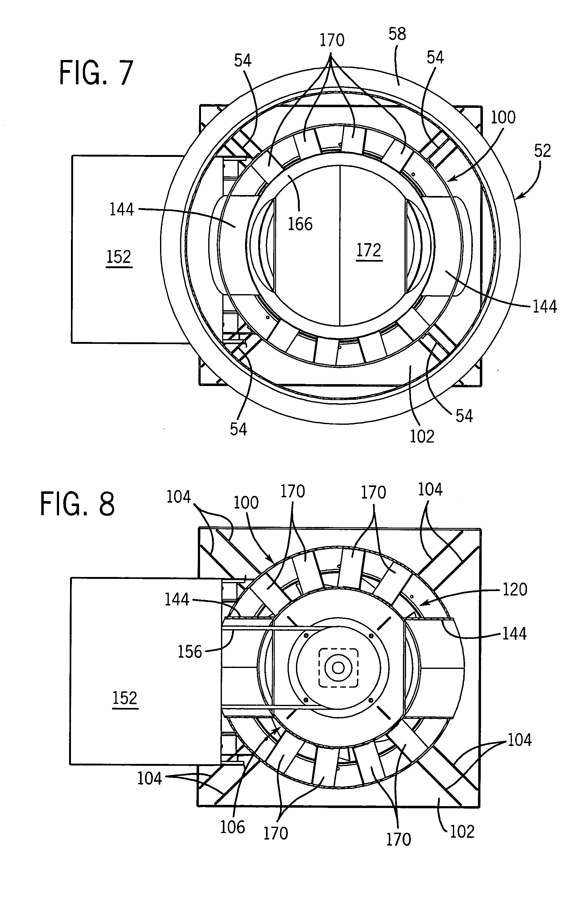 Patent Us7682231 Exhaust Fan Assembly Google Patents