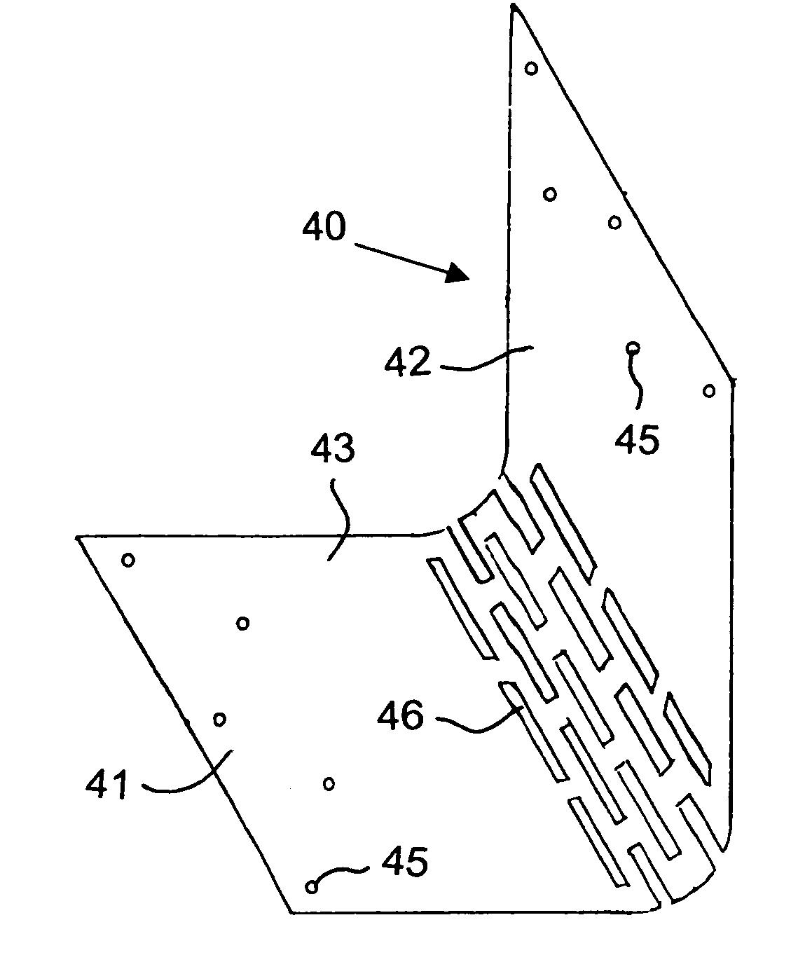 Patent Us7685676 Living Hinge Google Patents