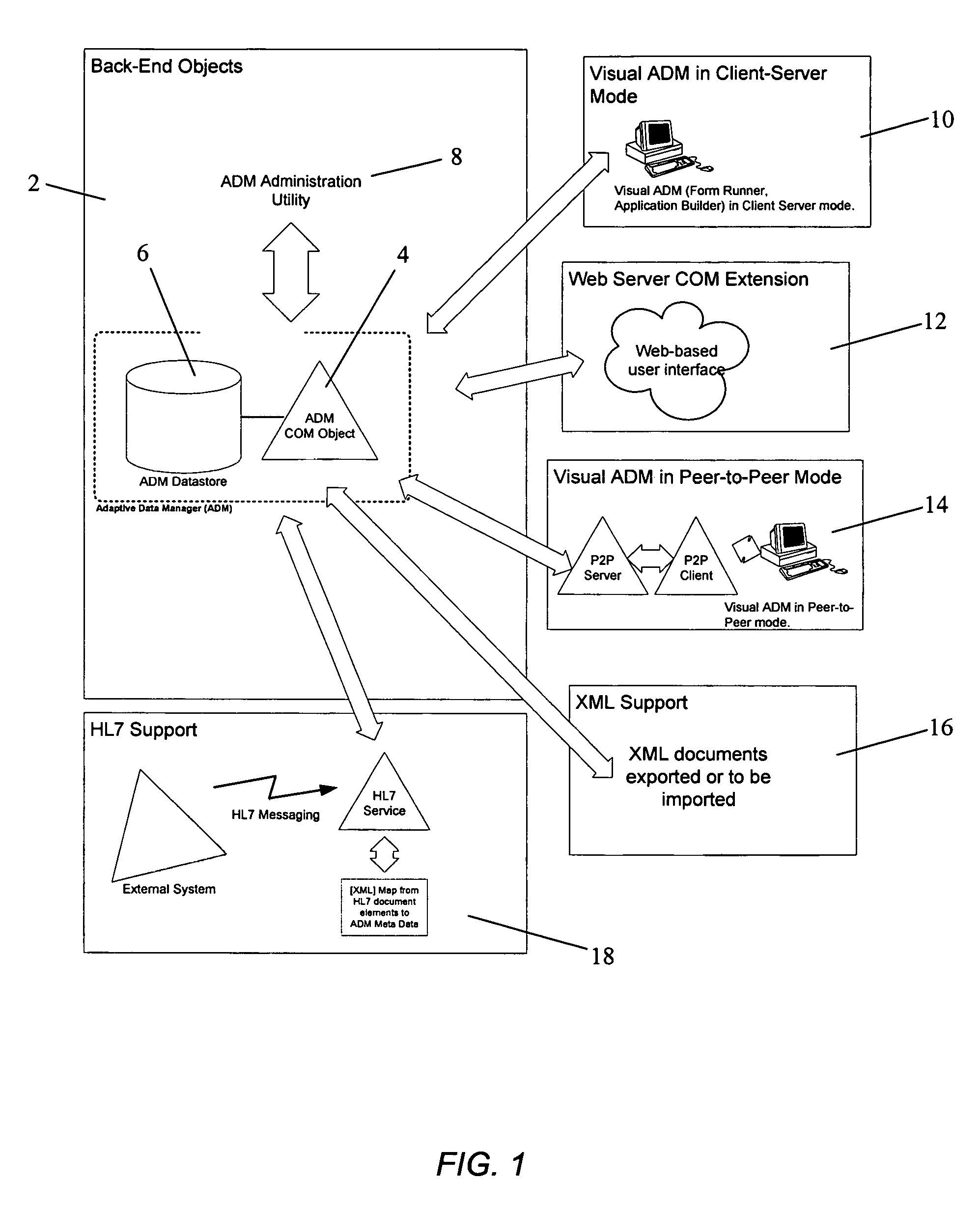 patent us7693917 method for adaptive data management Home Health Care Resume patent drawing