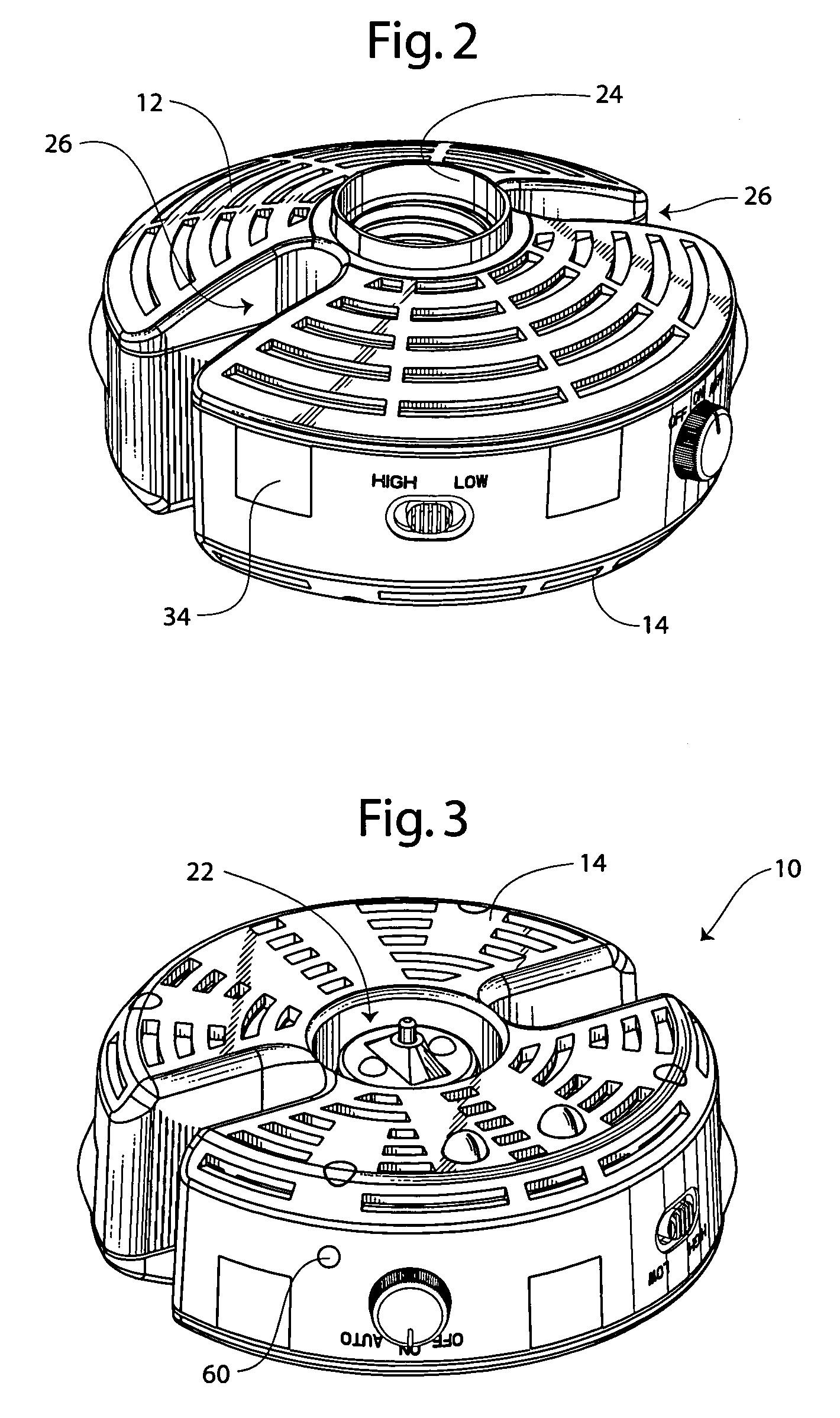 patent us7703934 - power outage light socket device