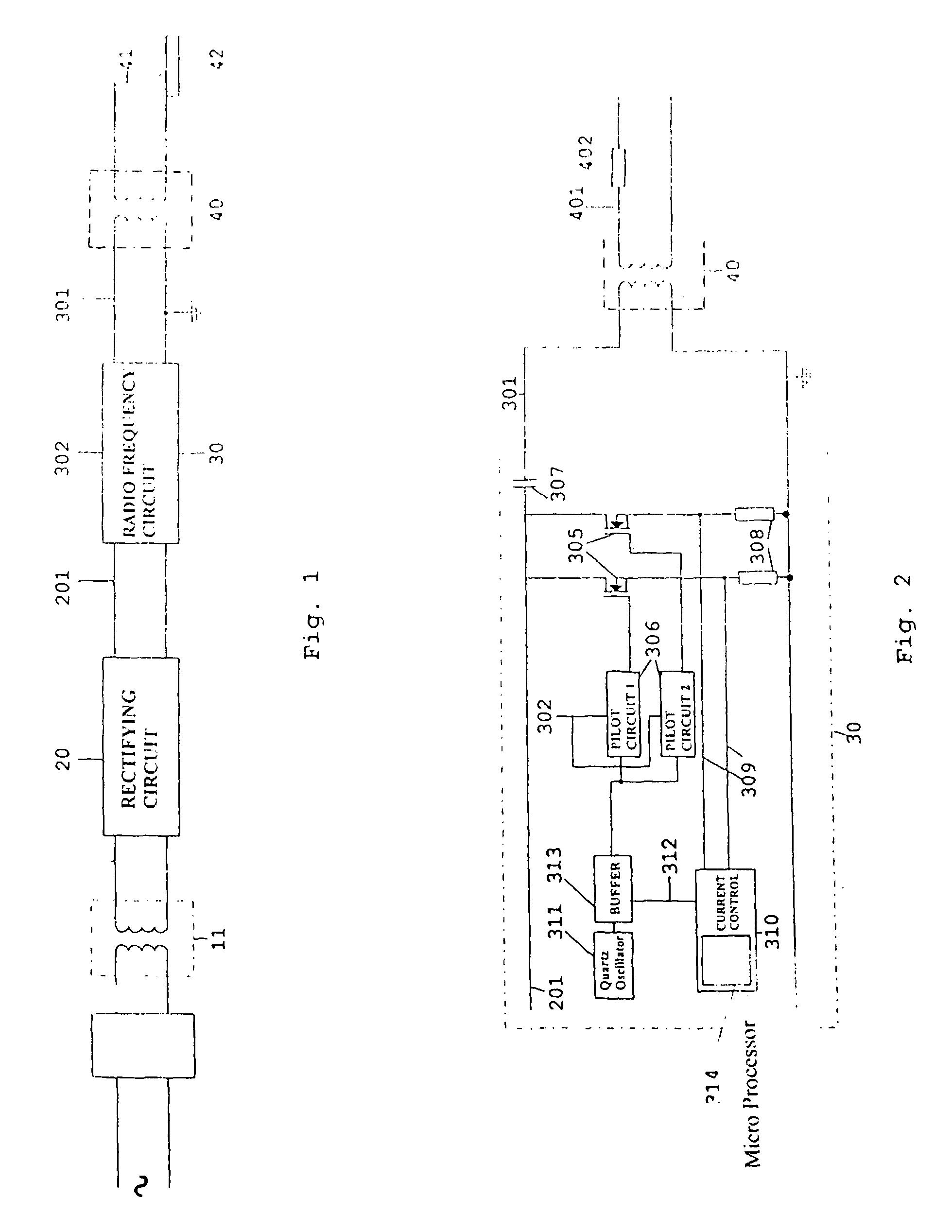 patent us7713267 - electronic coagulation scalpel