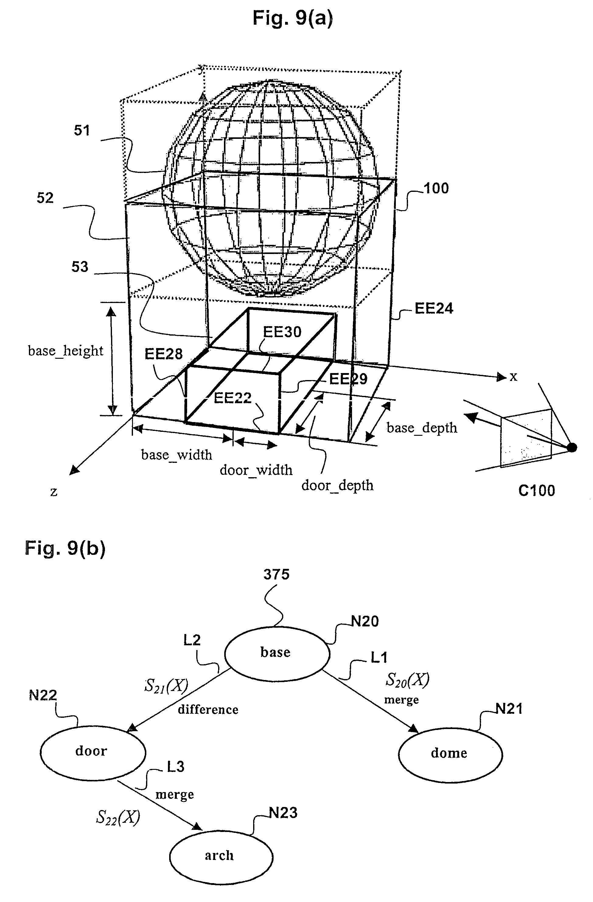 Patent Us7720276 Photogrammetry Engine For Model Construction This Hookup Diagram Shows The Ps3 Connected To A 51 Capable Drawing