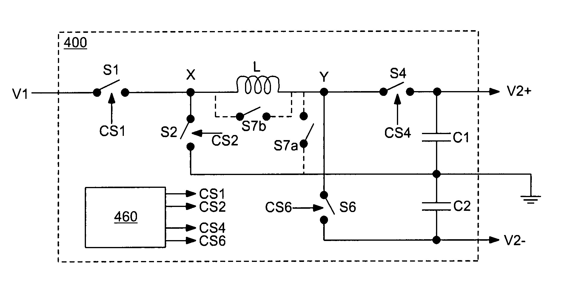 Patent Us7723965 Dc Converter Circuits And Methods To Circuit Diagram Drawing