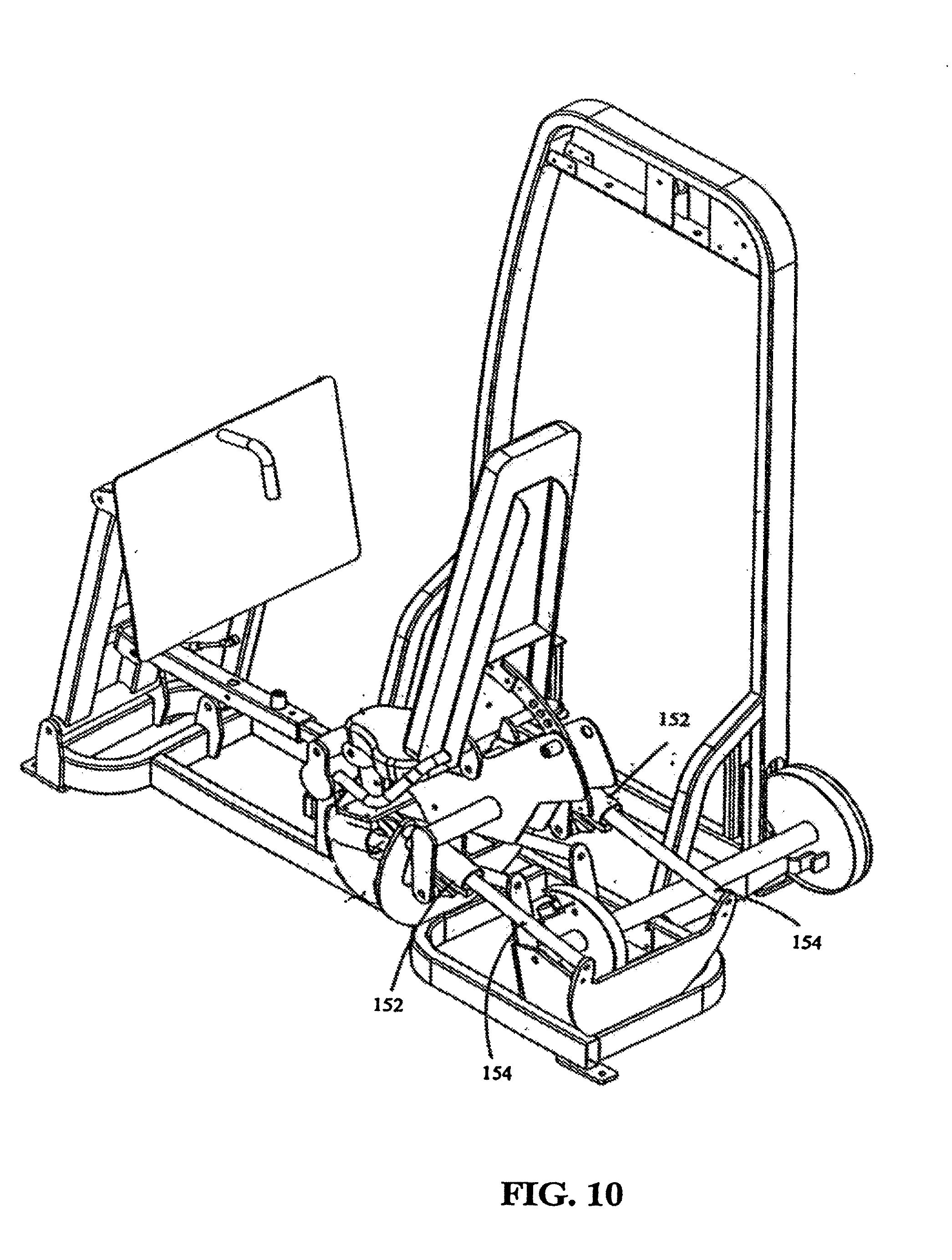 Patent US7727128 - Leg press machine - Google Patentsuche