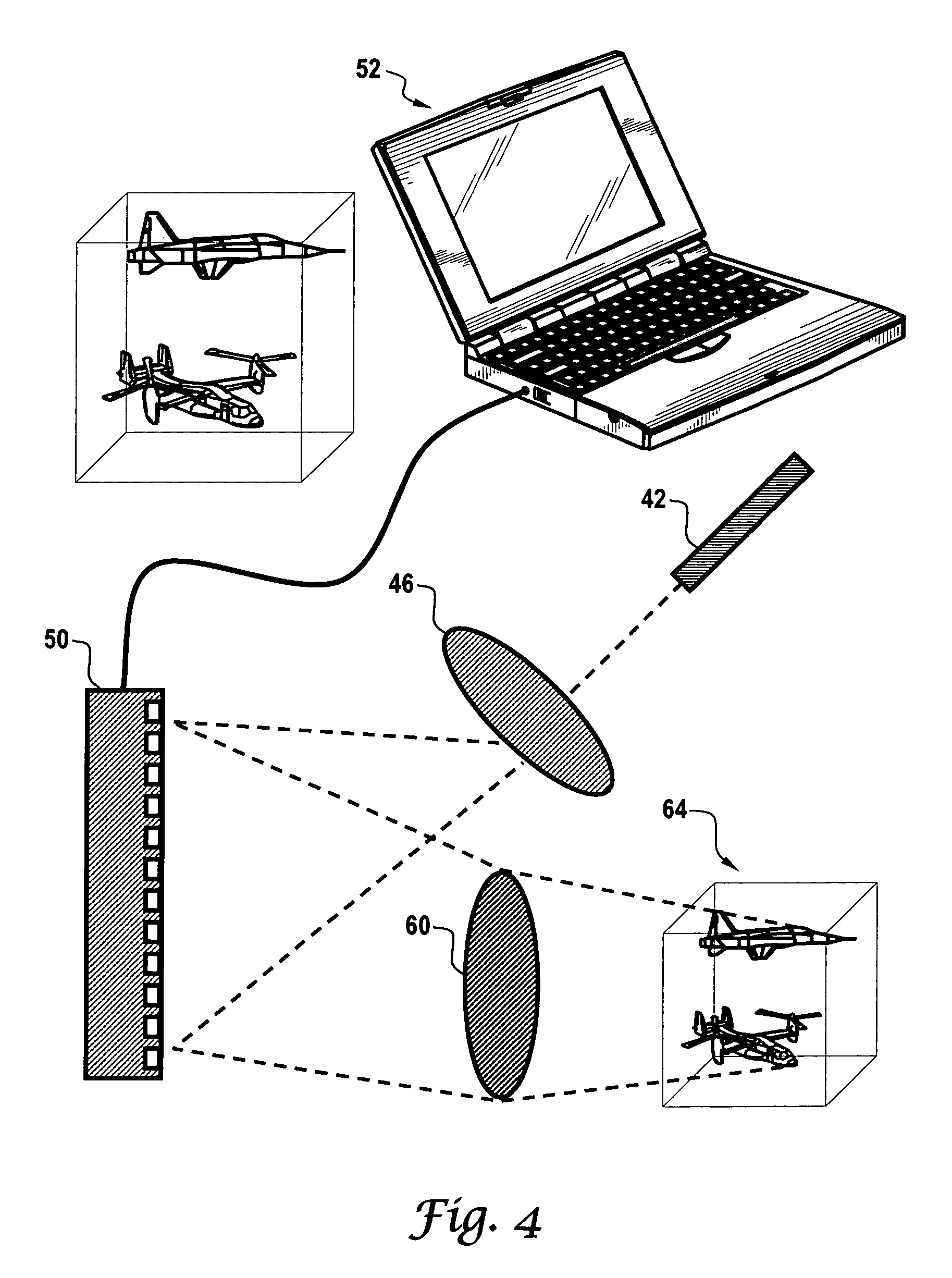 Which Device That Emits A Focused Beam Of Light