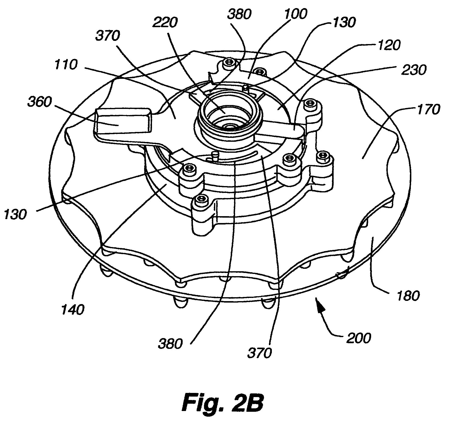 patent us7740186 drenching shower head patents 1952 Henry J Custom patent drawing