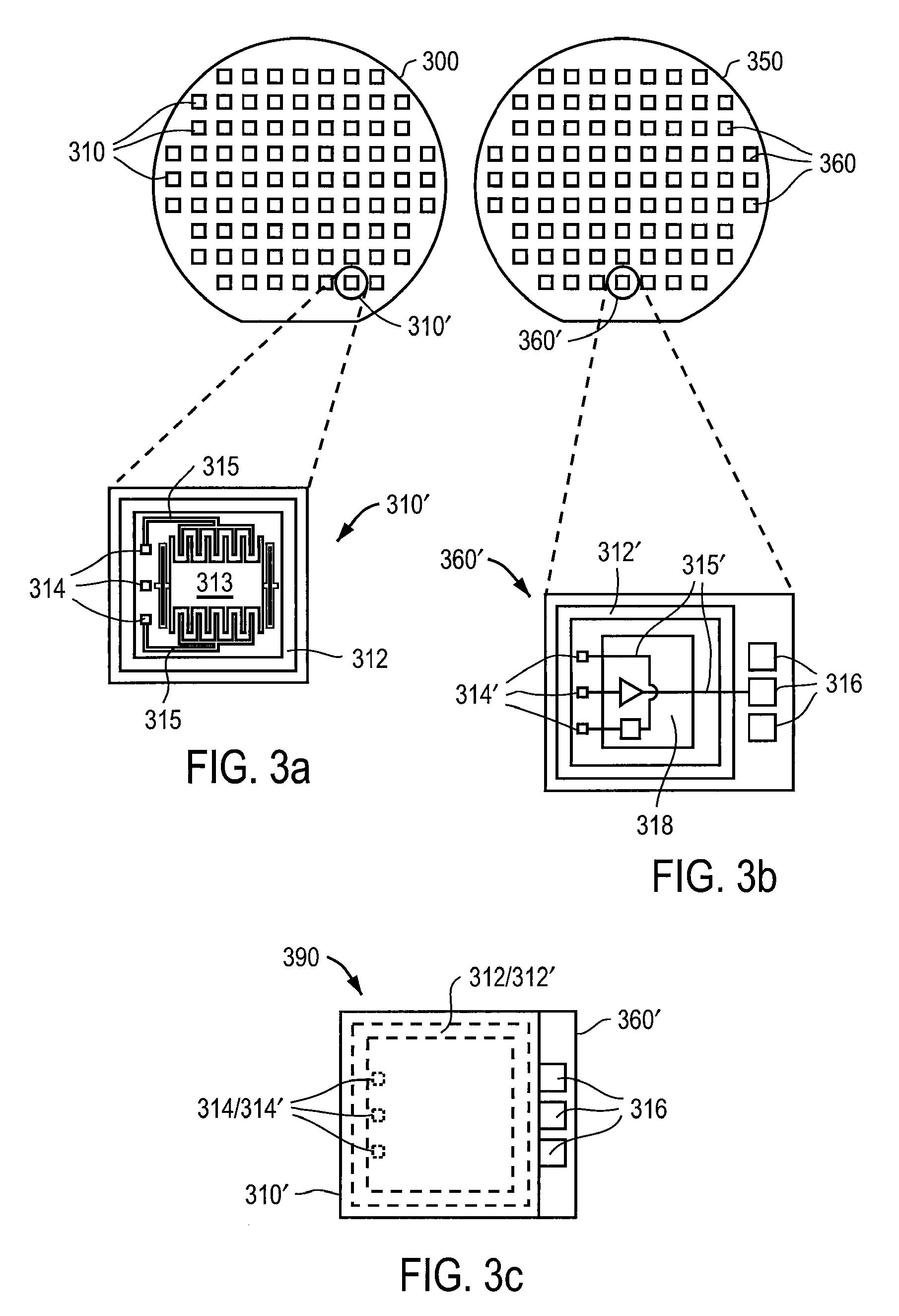 Microelectromechanical system oscillator