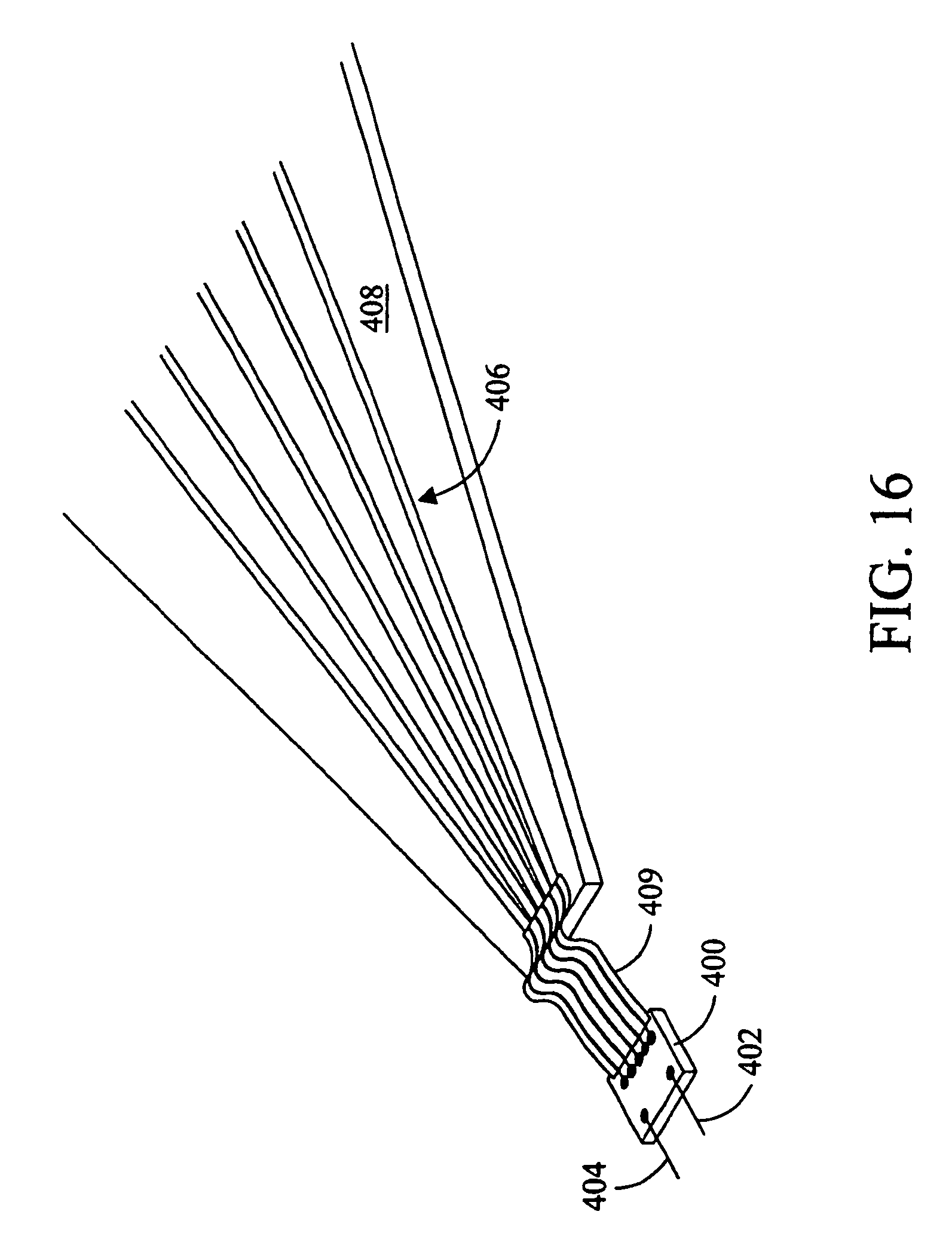 patent us7759953 - active wafer probe