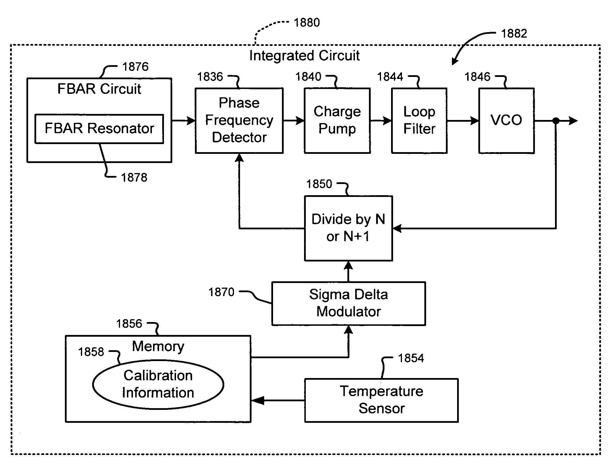 Patent Us7760036 Crystal Oscillator Emulator Google Patents 1mhz Quartz Circuit Signalprocessing Drawing